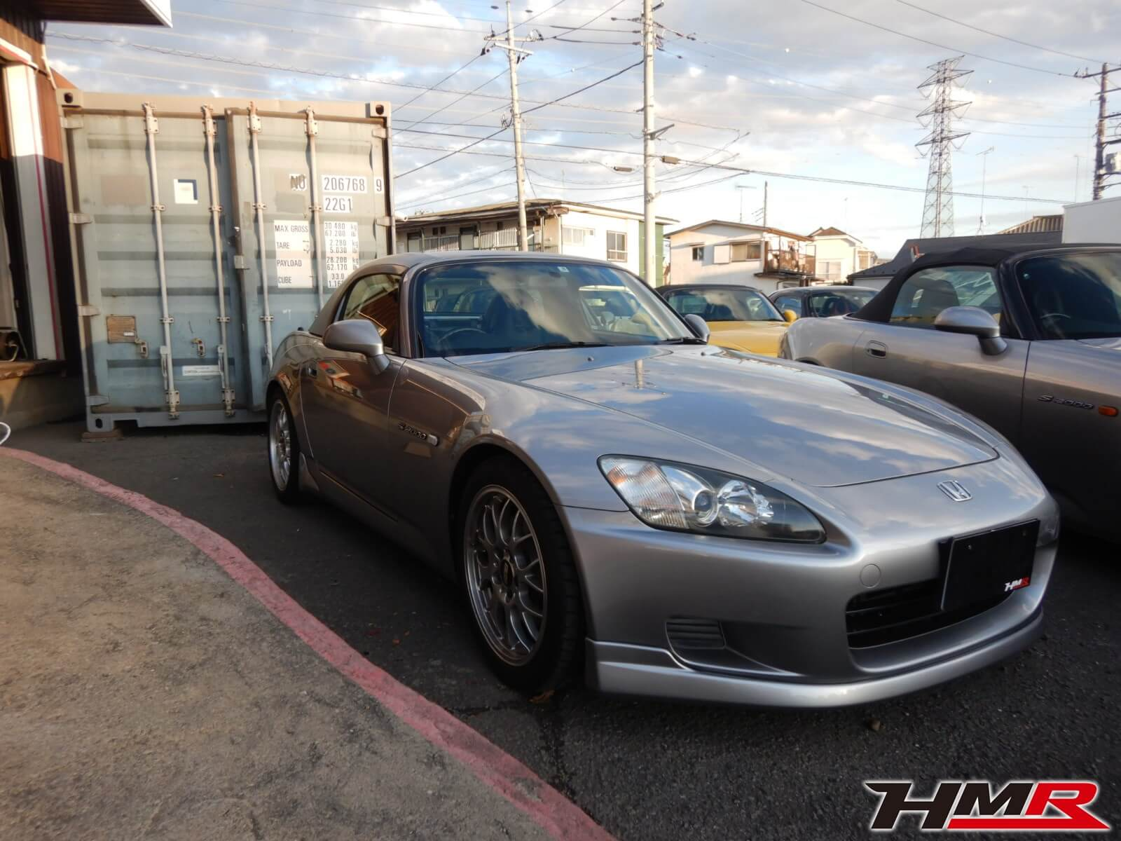 S2000 AP1 ハードトップ 取付