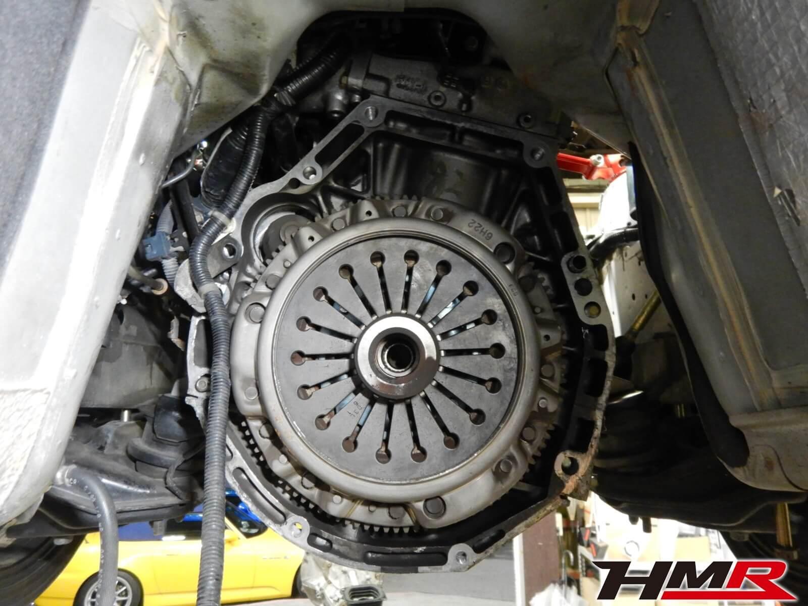 S2000(AP1) クラッチ