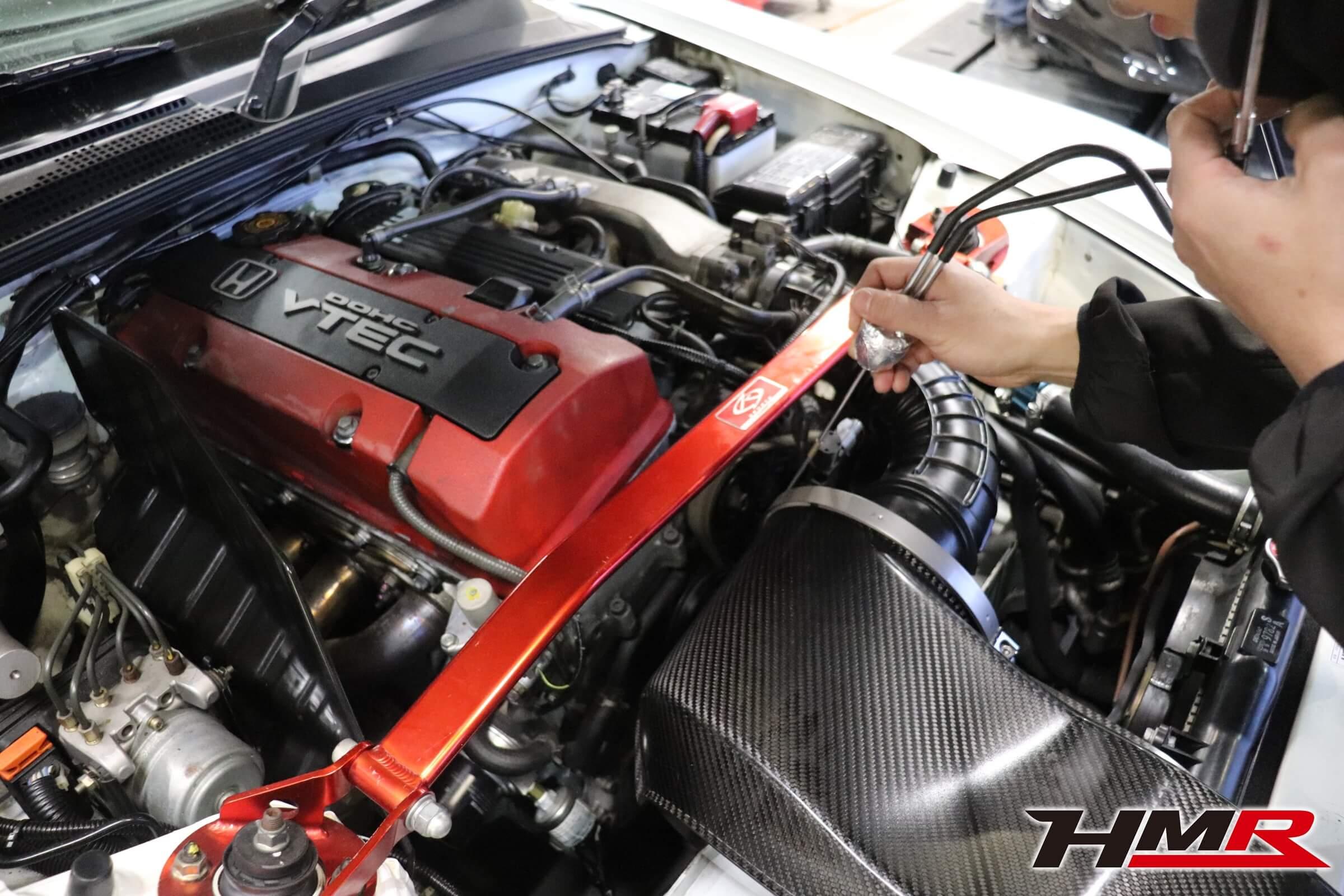 S2000  AP1 エンジン 異音