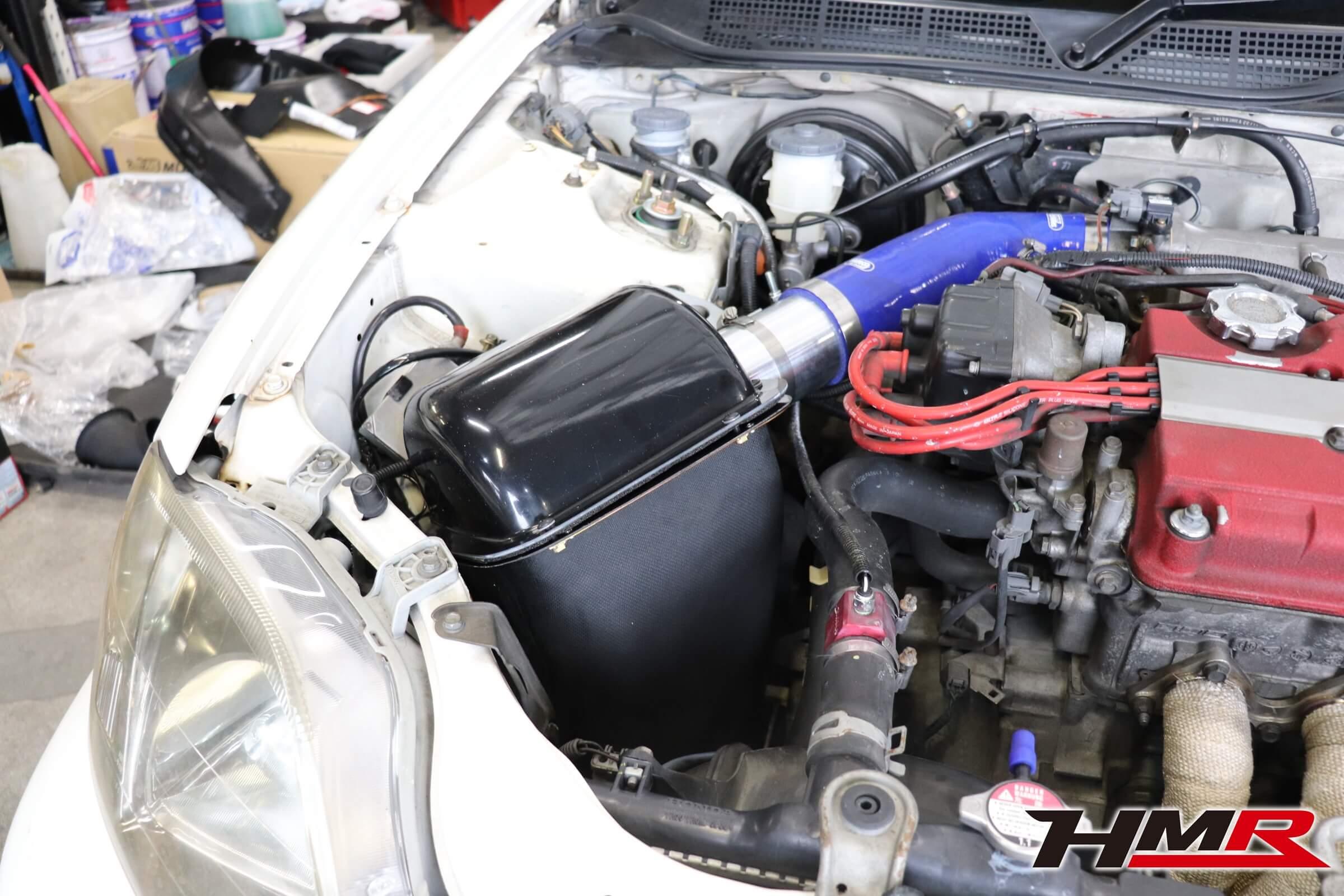 シビックタイプR EK9 無限エアクリーナーボックス