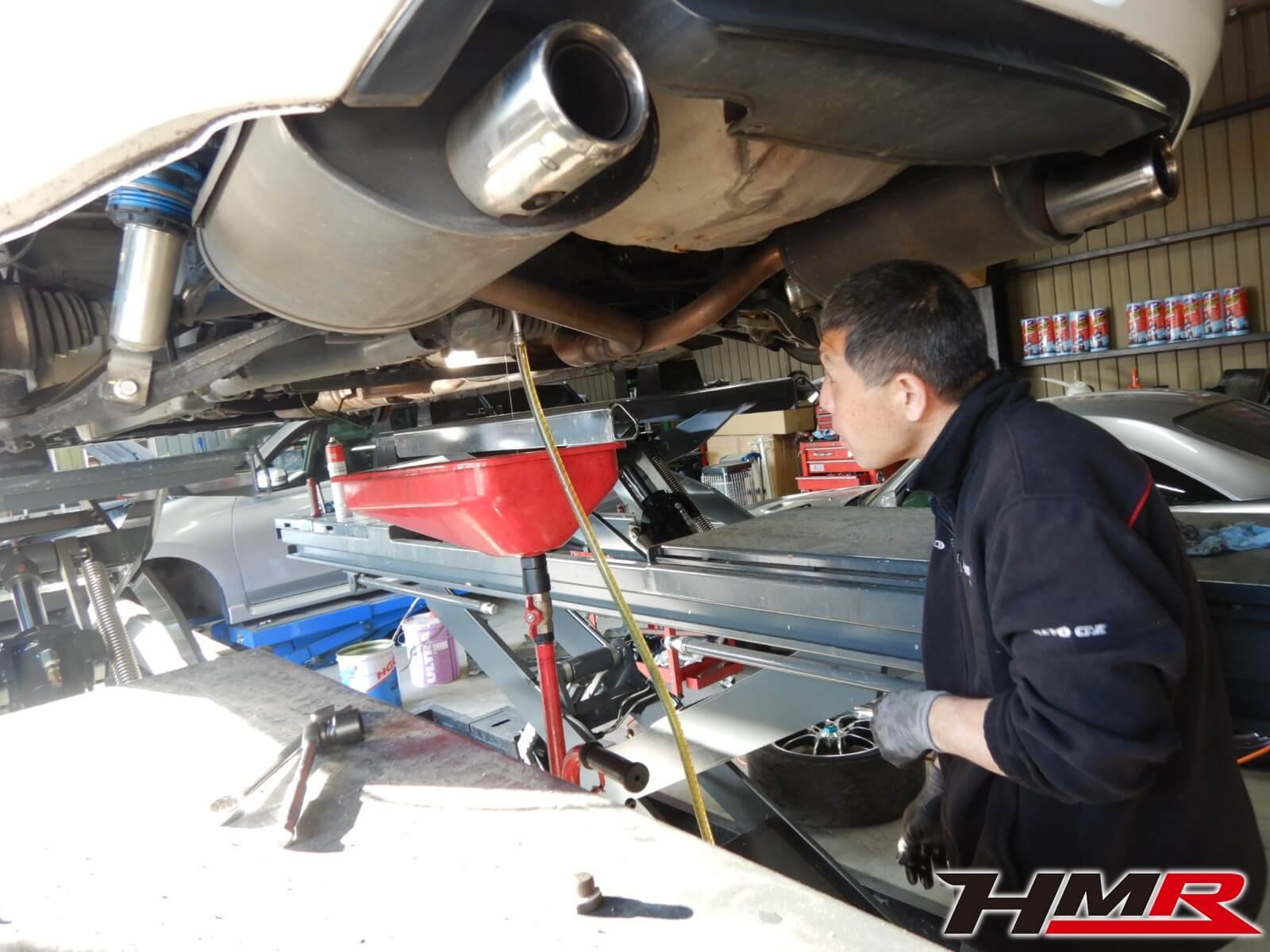 S2000 AP1 点検 エアクリーナー スパークプラグ ブレーキ