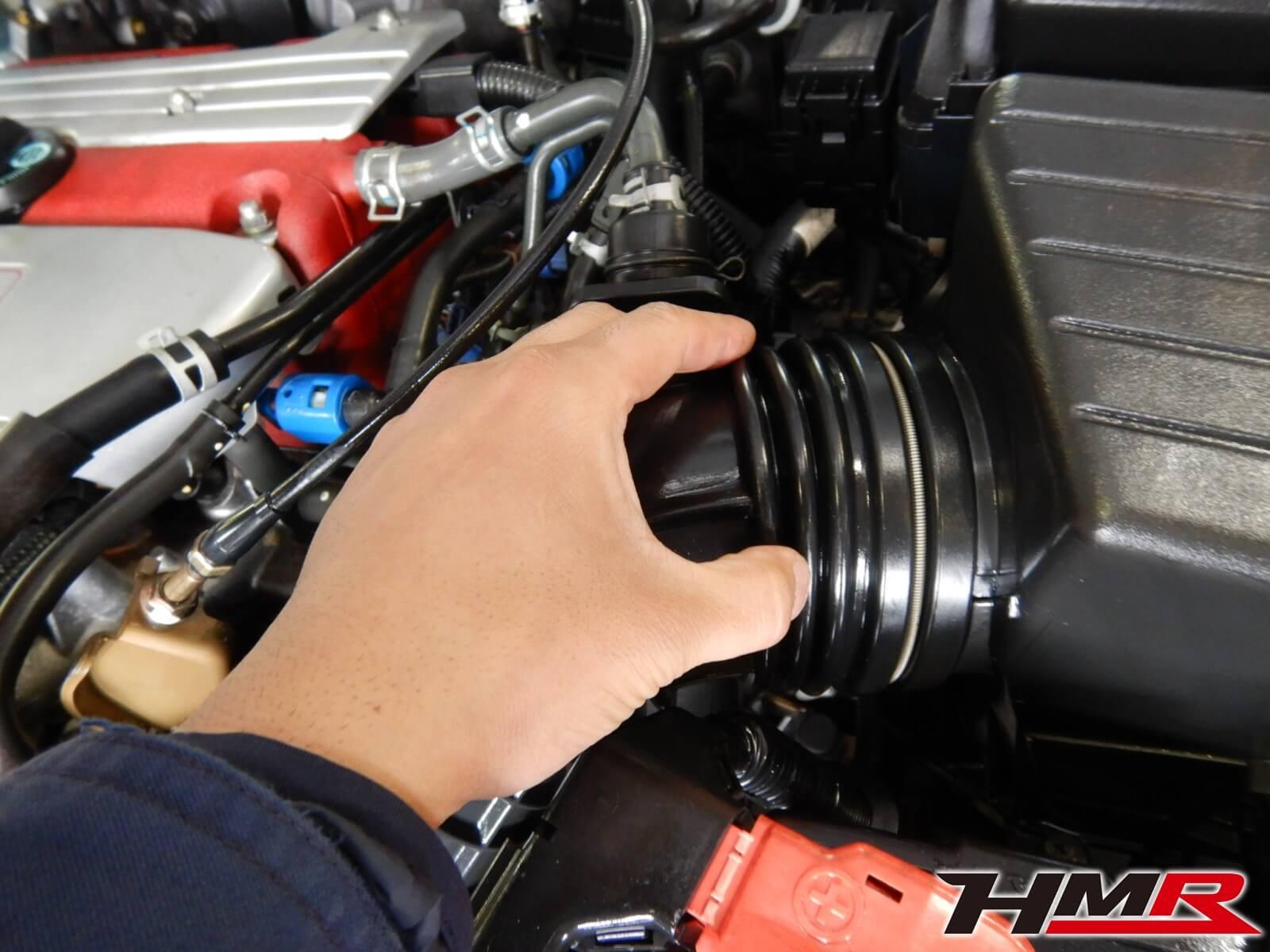アコードユーロR CL7 エンジンオイル トランスミッションオイル ブレーキフルード 交換