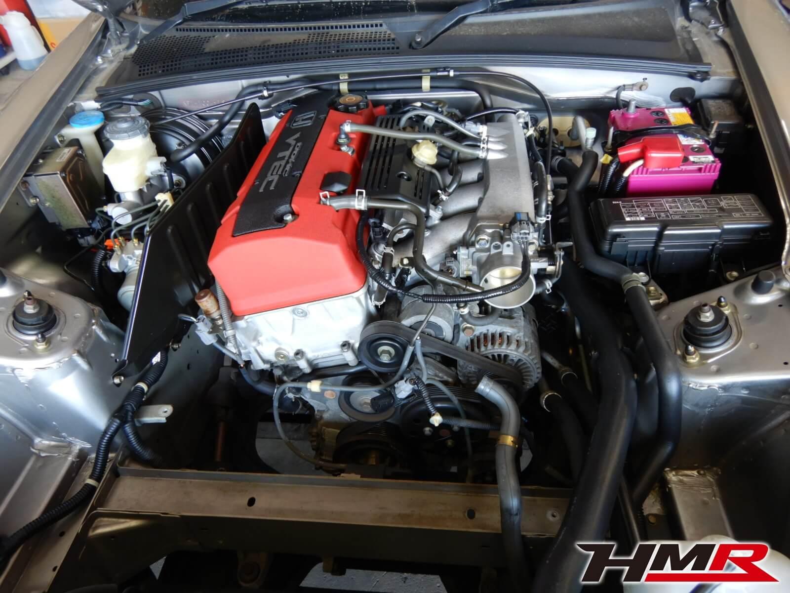 S2000 AP1 スターターモーター交換