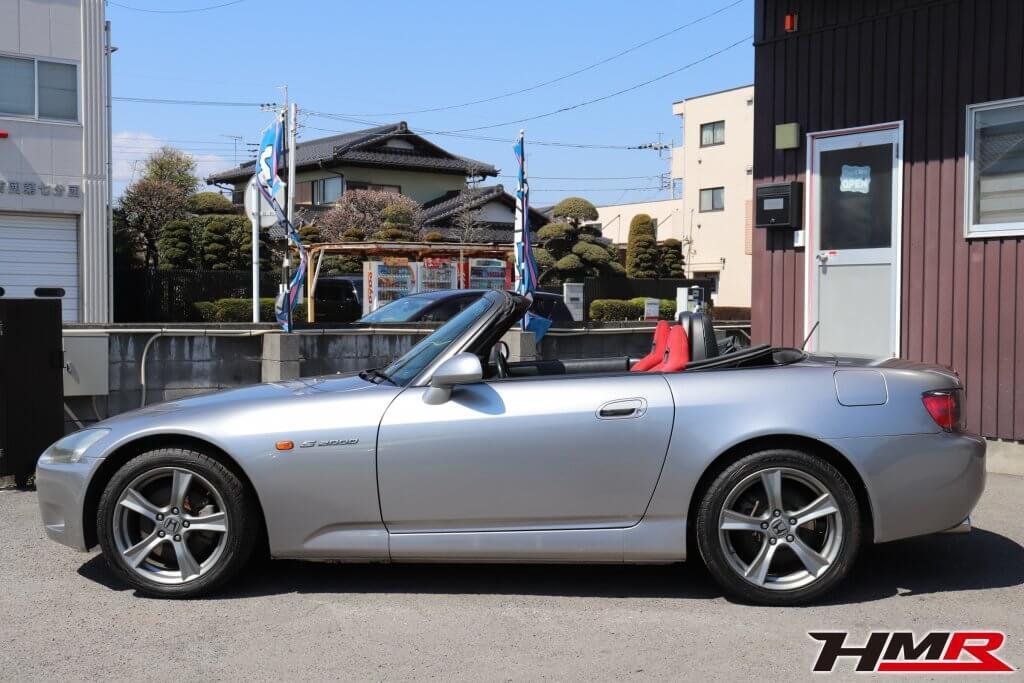 s2000(AP1) サイド
