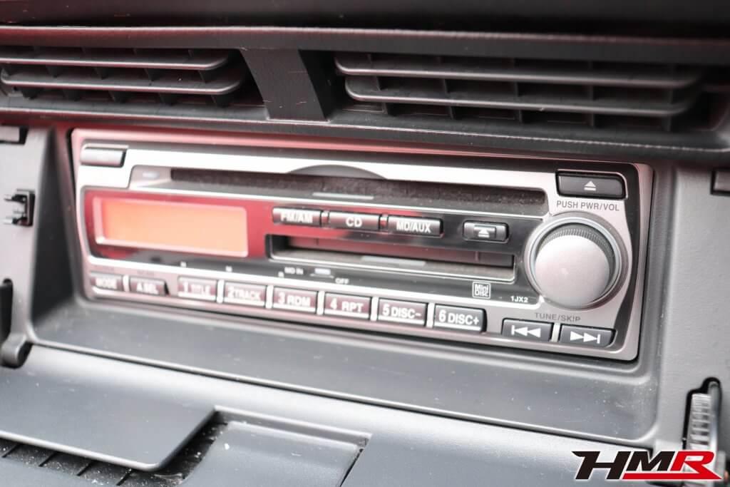 s2000(AP1)オーディオ