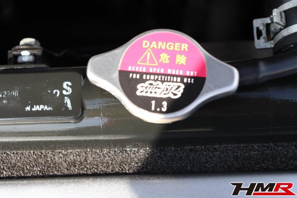 s2000(AP1)無限ラジエターキャップ