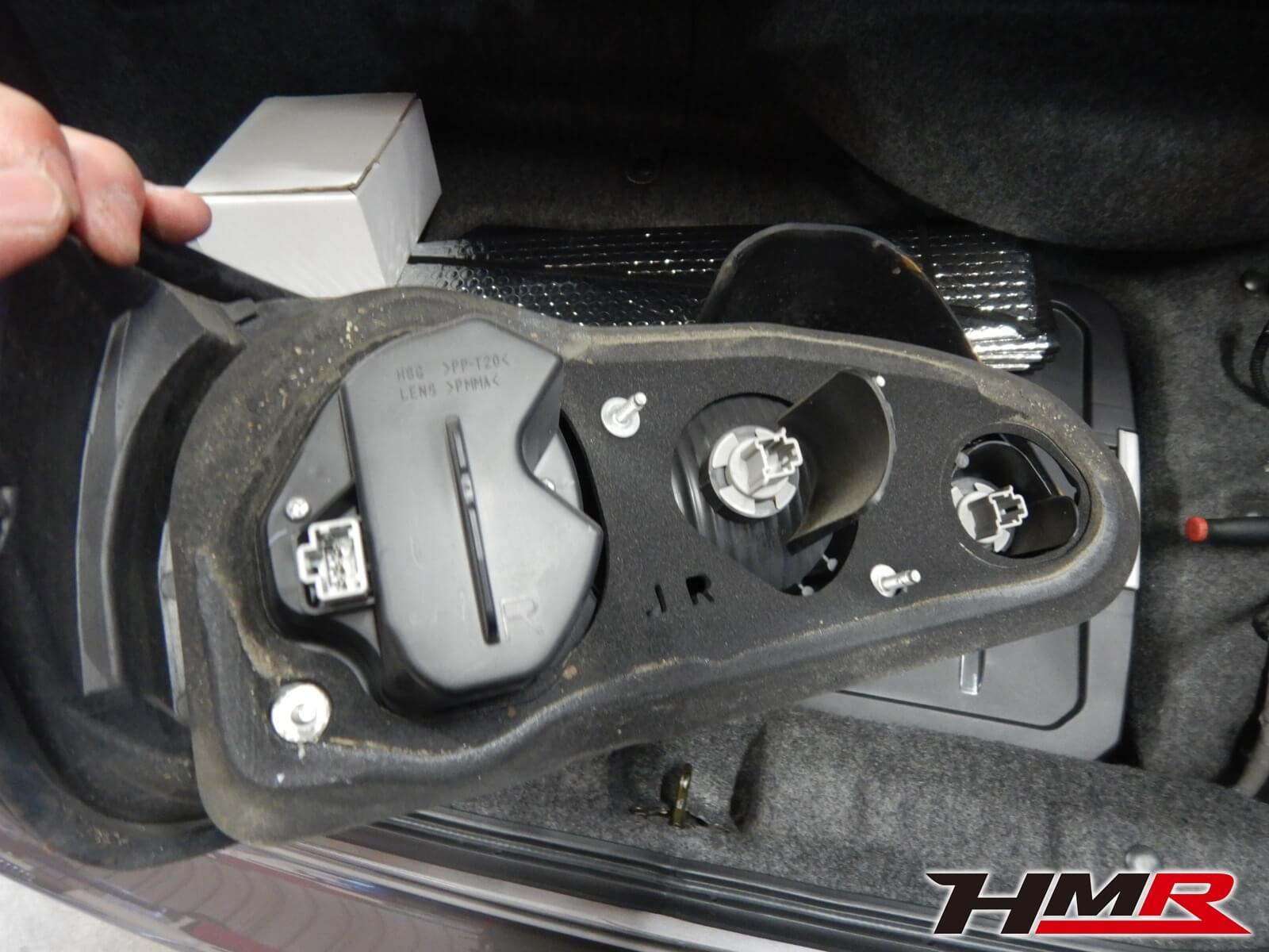 S2000 AP1 テールライトパッキン交換