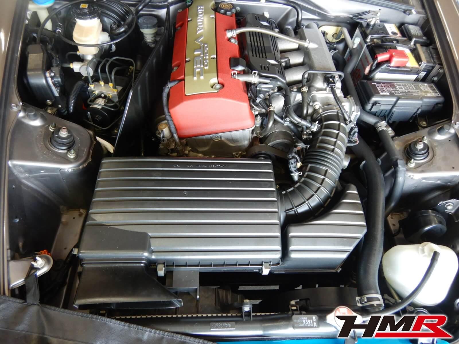 S2000 AP2 エンジンルーム