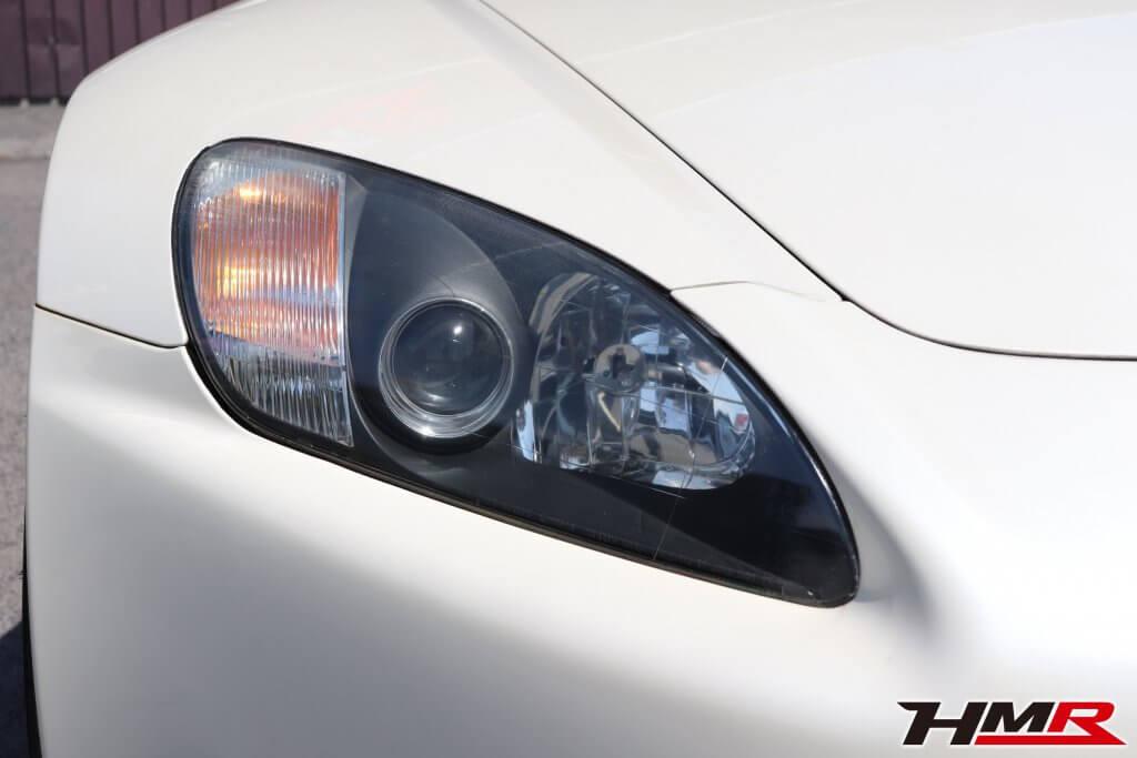 s2000(AP1)右ヘッドライト