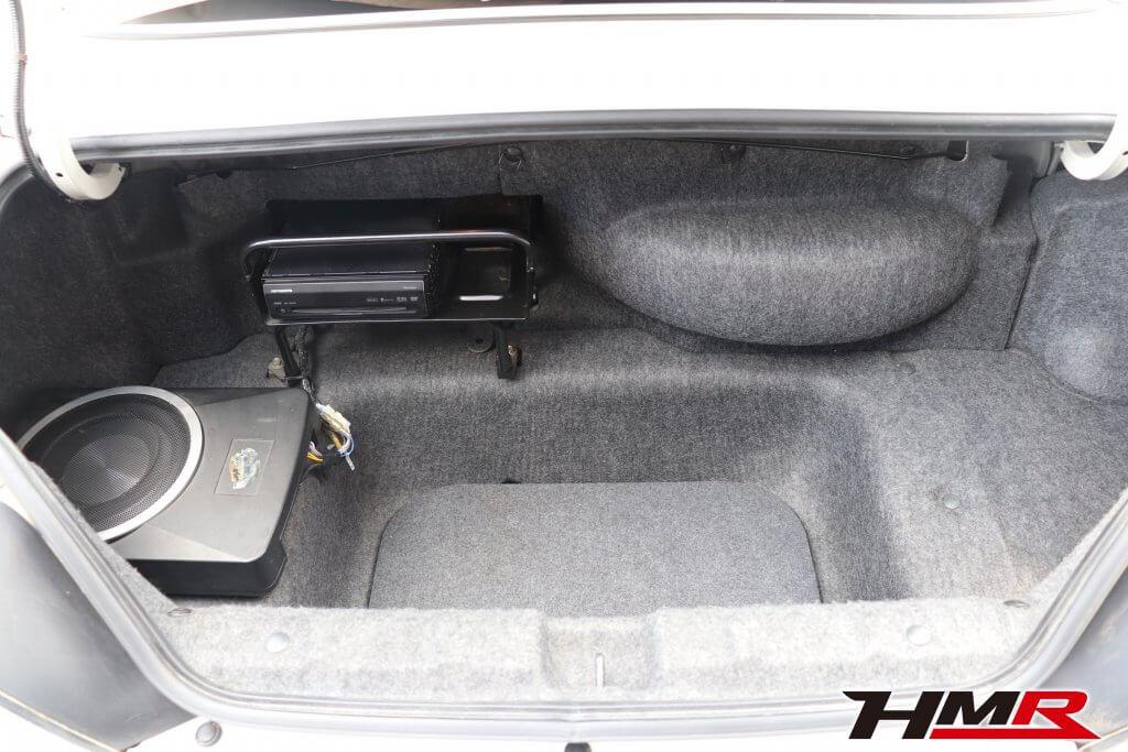 s2000(AP1)トランク