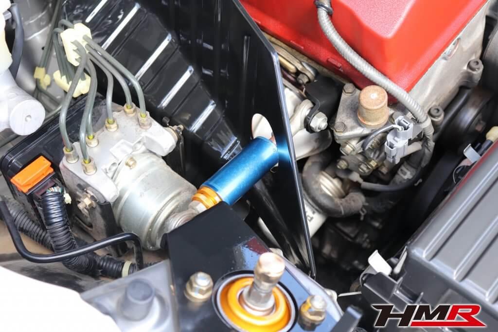 s2000(AP1)エンジントルクバンパー