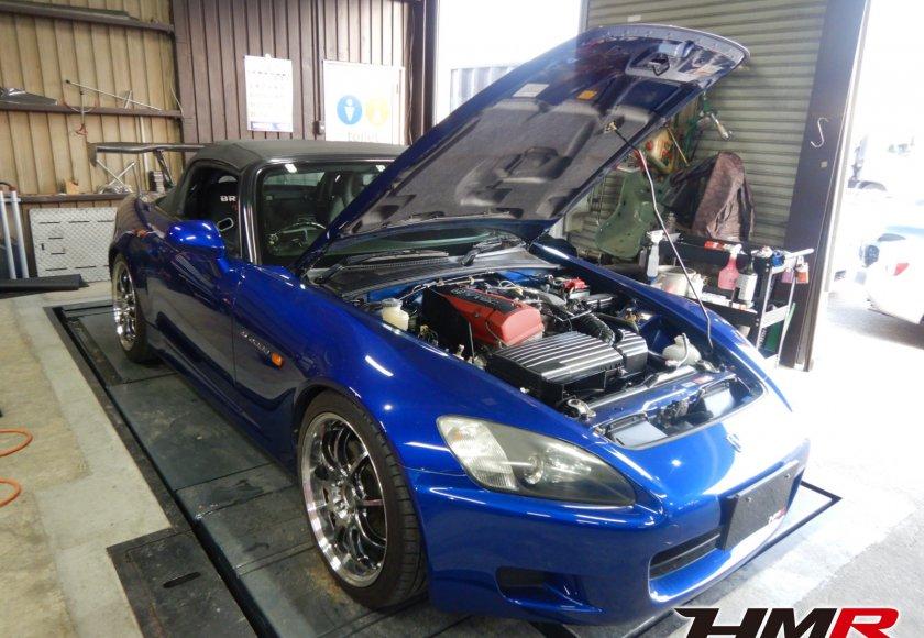 S2000 AP1 納車前整備