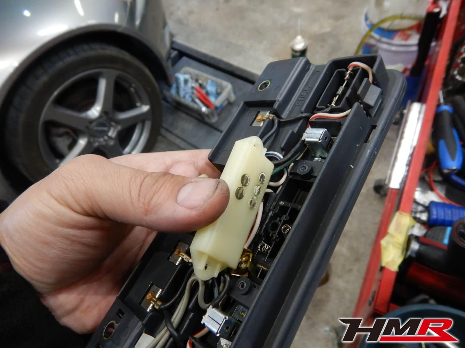 S2000 AP1 ルームライト修理