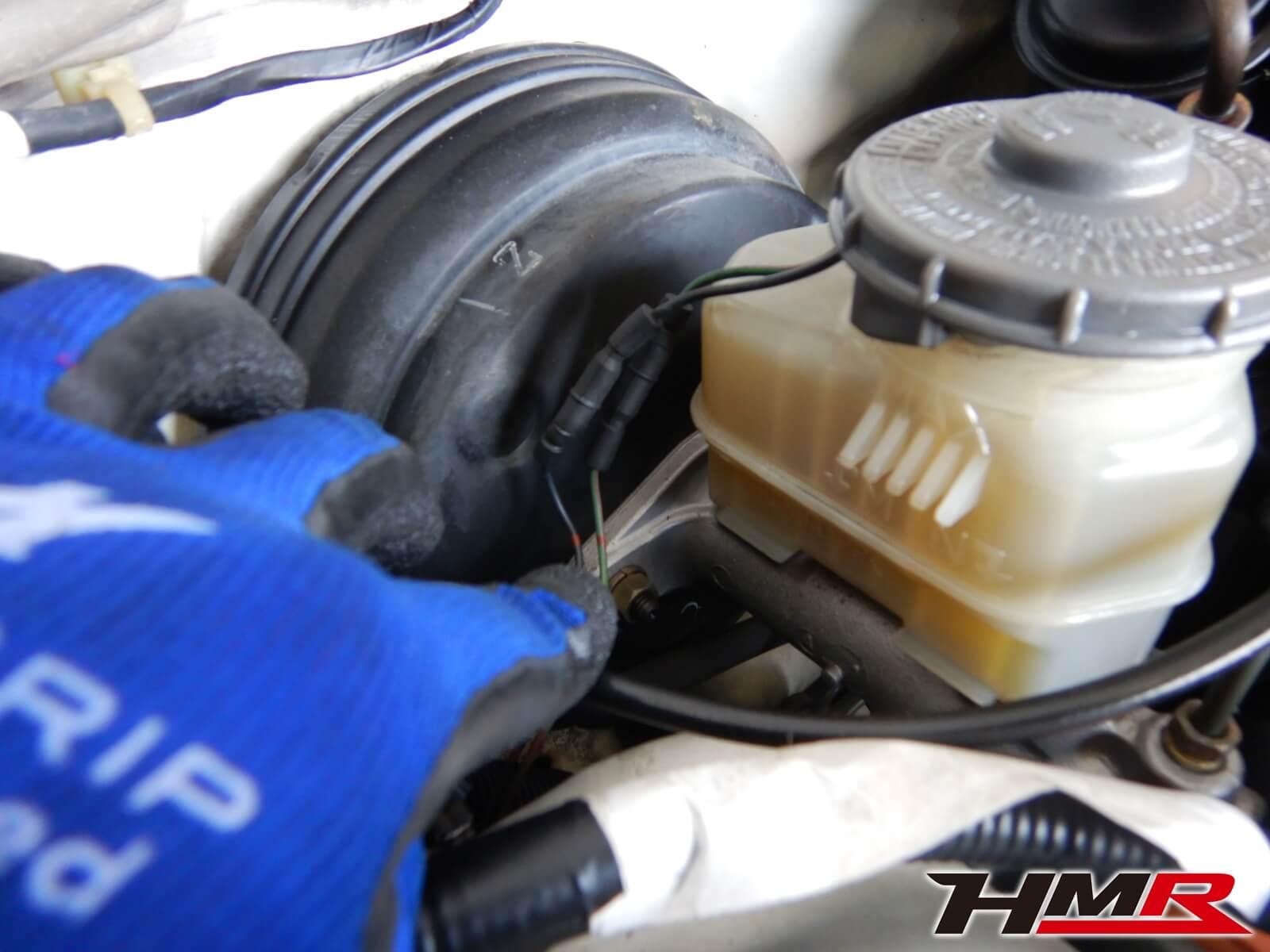 シビックタイプR EK9 ブレーキマスター点検