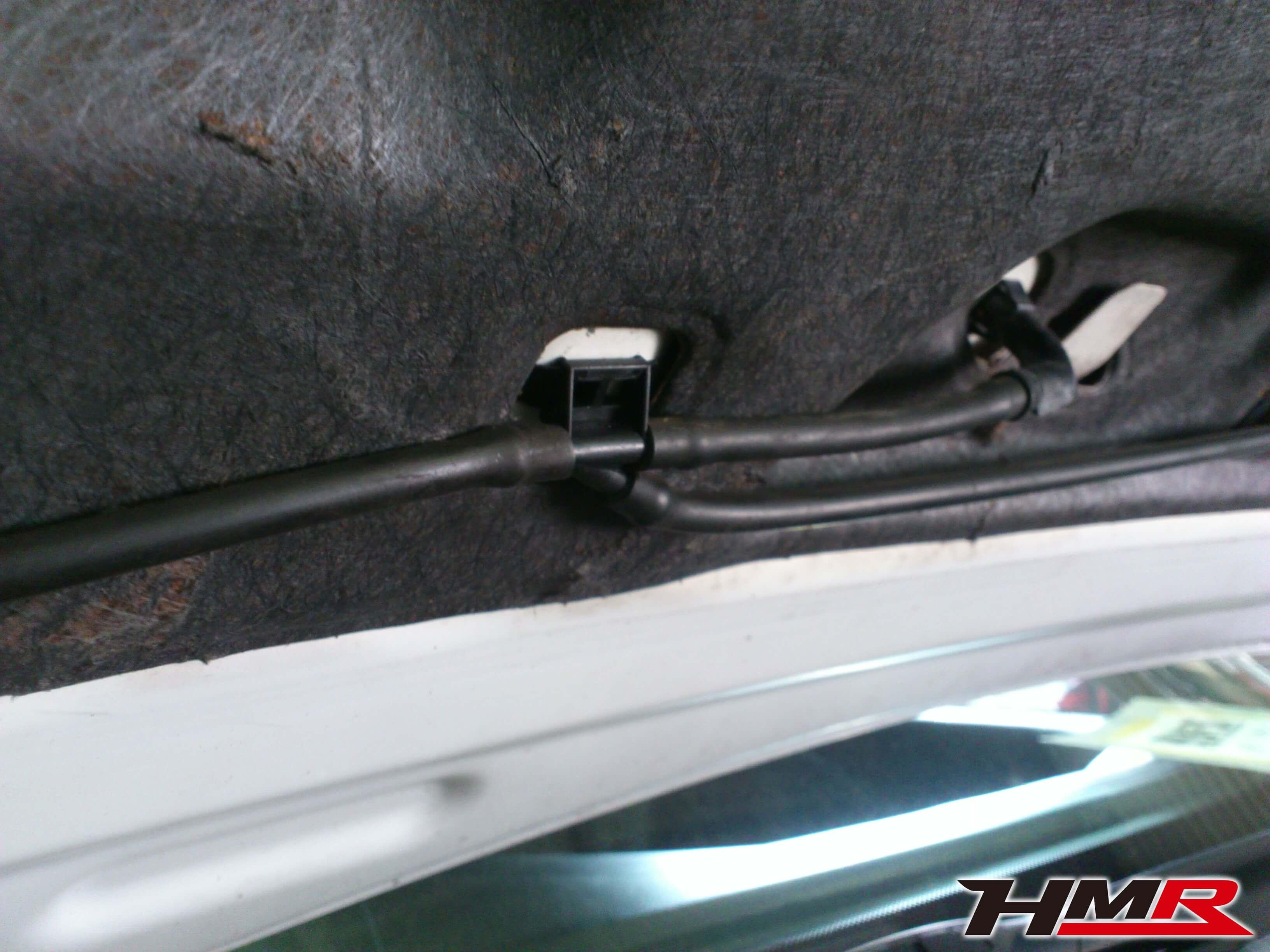 S2000 AP1 ウォッシャー漏れ修理