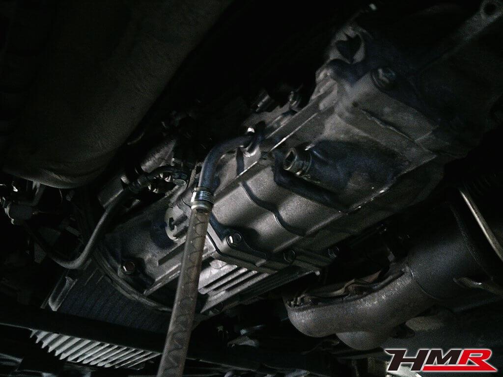 S2000 AP1 トランスミッションオイル交換