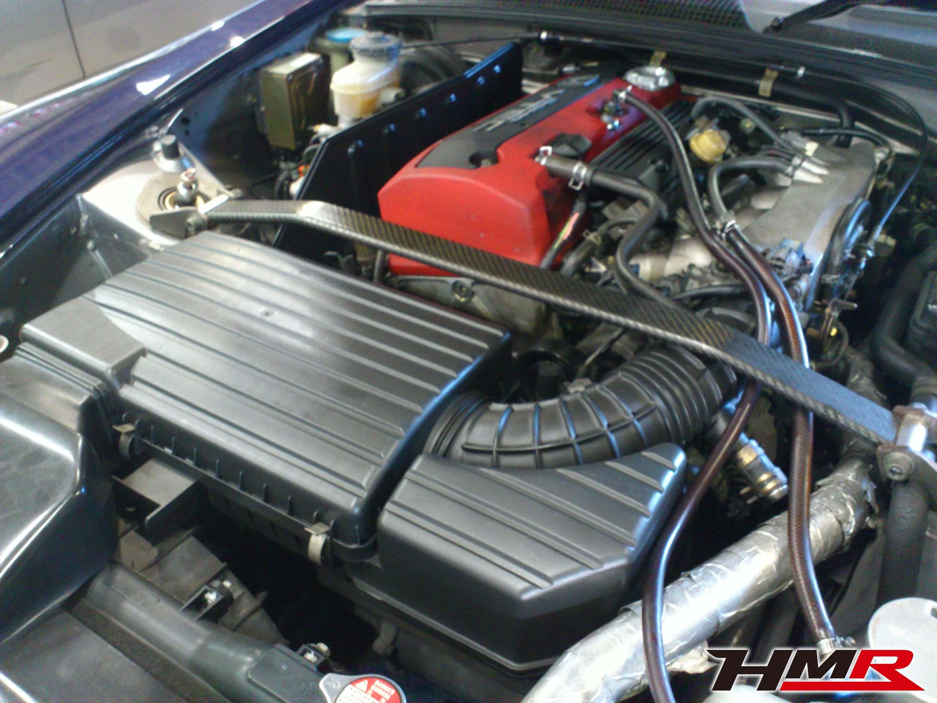 S2000 AP1 エンジンルーム点検