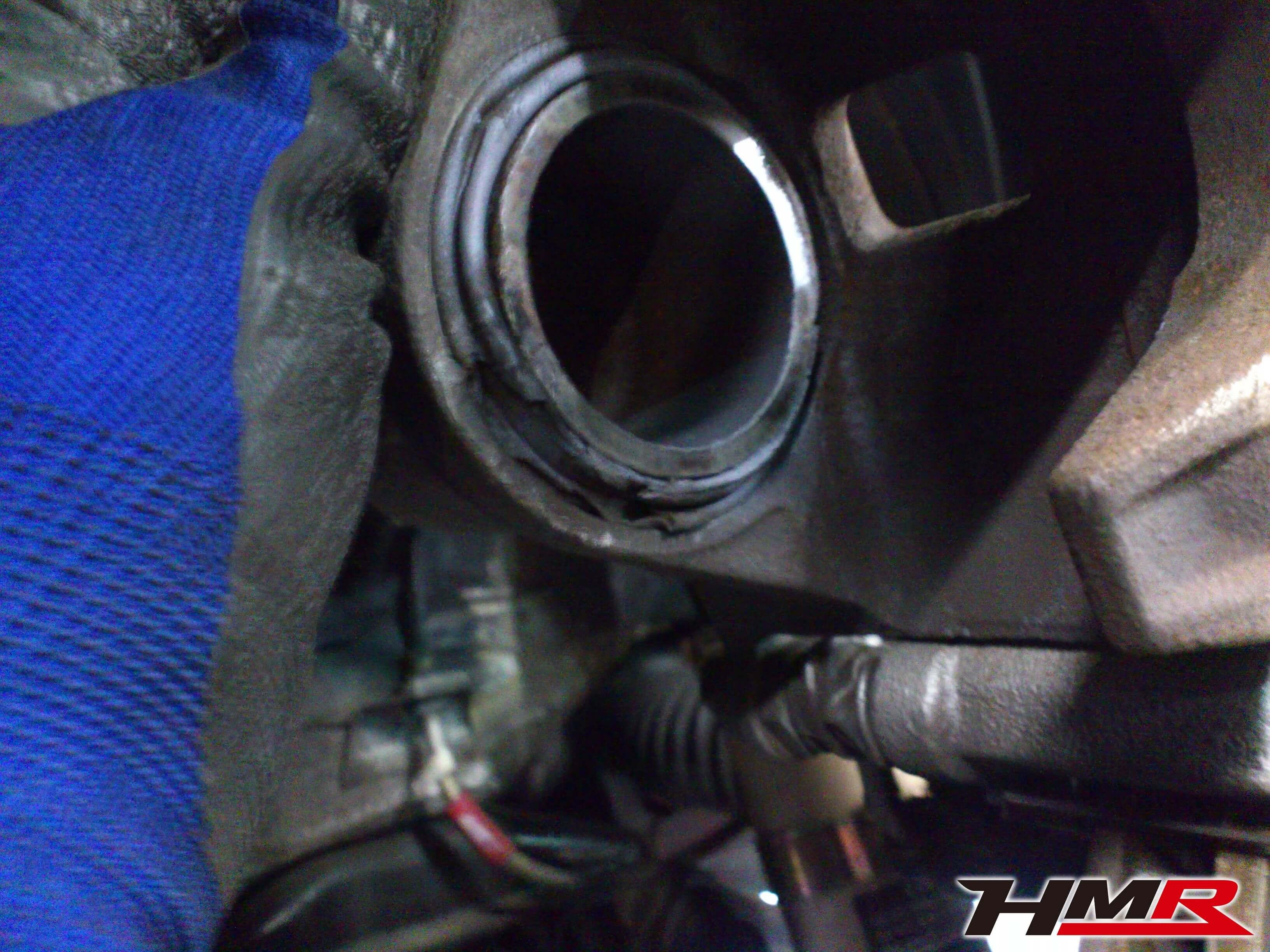 S2000 AP1 ブレーキ点検