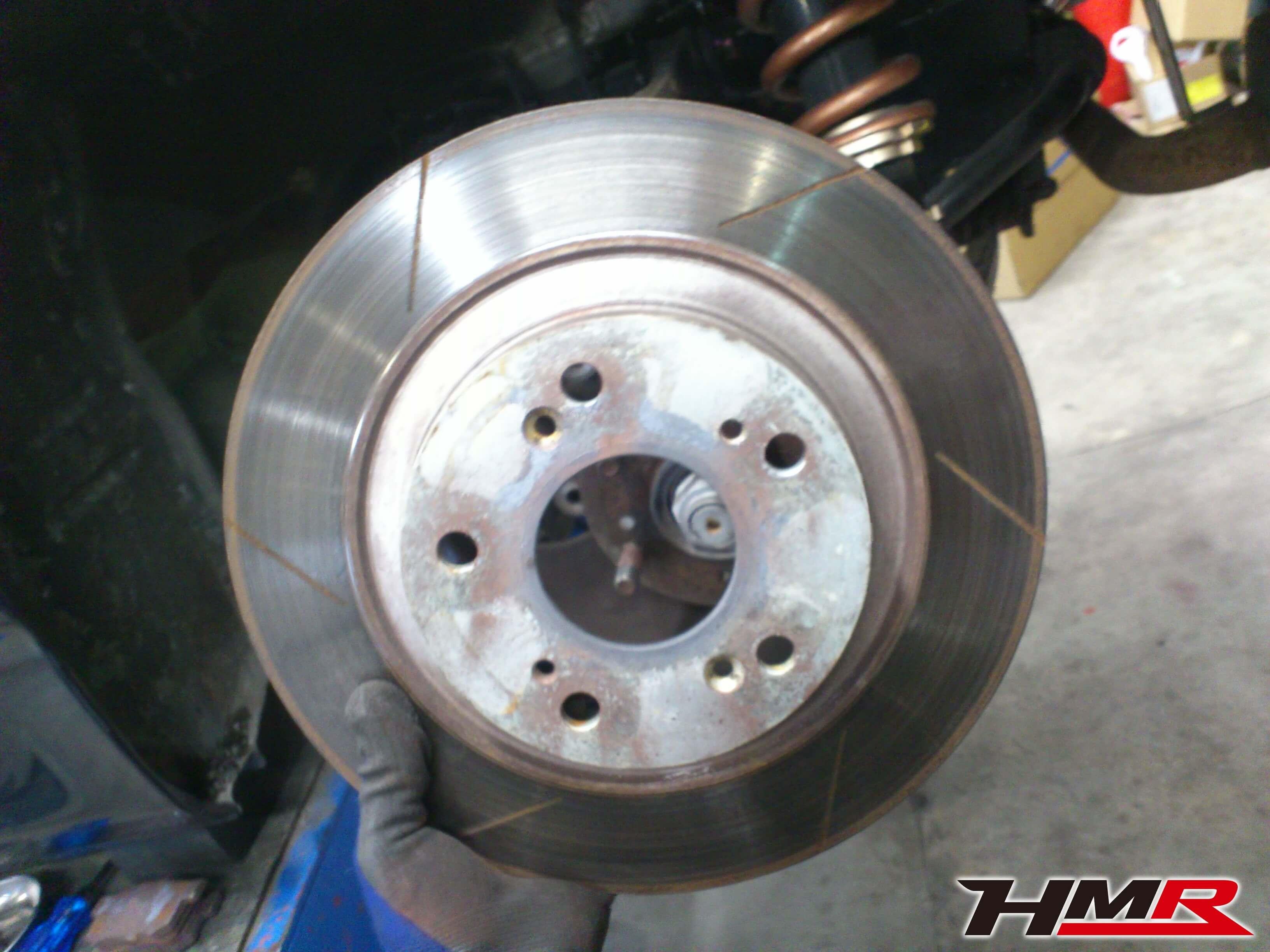 S2000 AP1 ブレーキローター