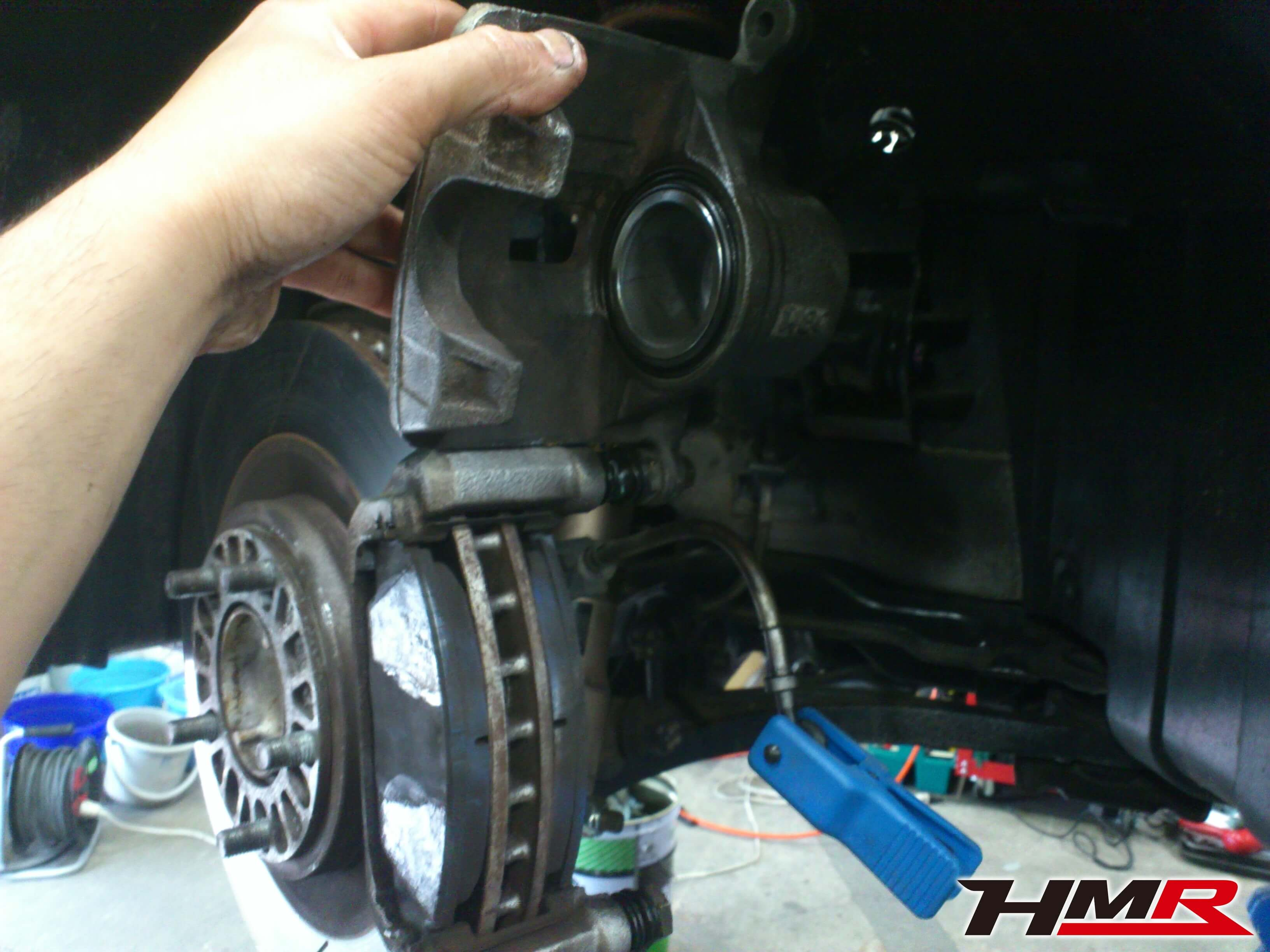S2000 AP1 ブレーキ組み立て
