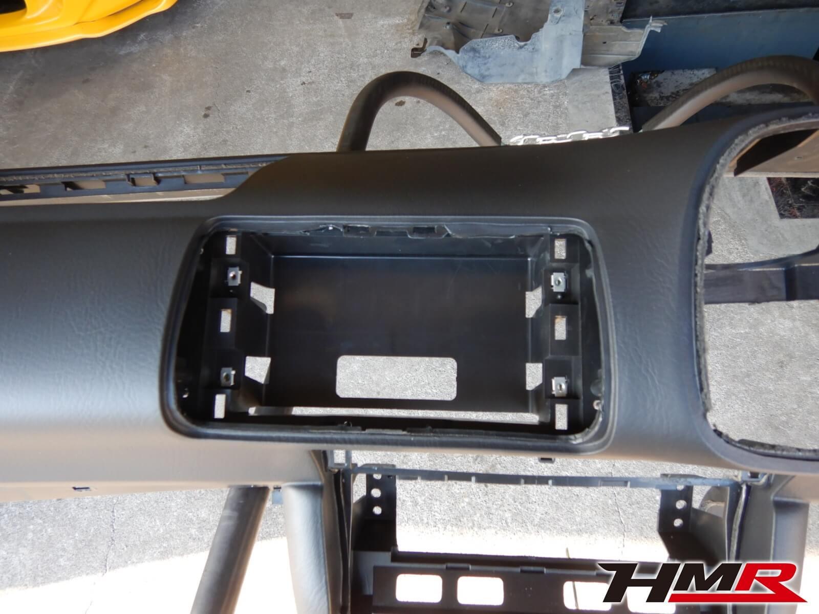 S2000 AP2 純正ナビ対応ダッシュボード
