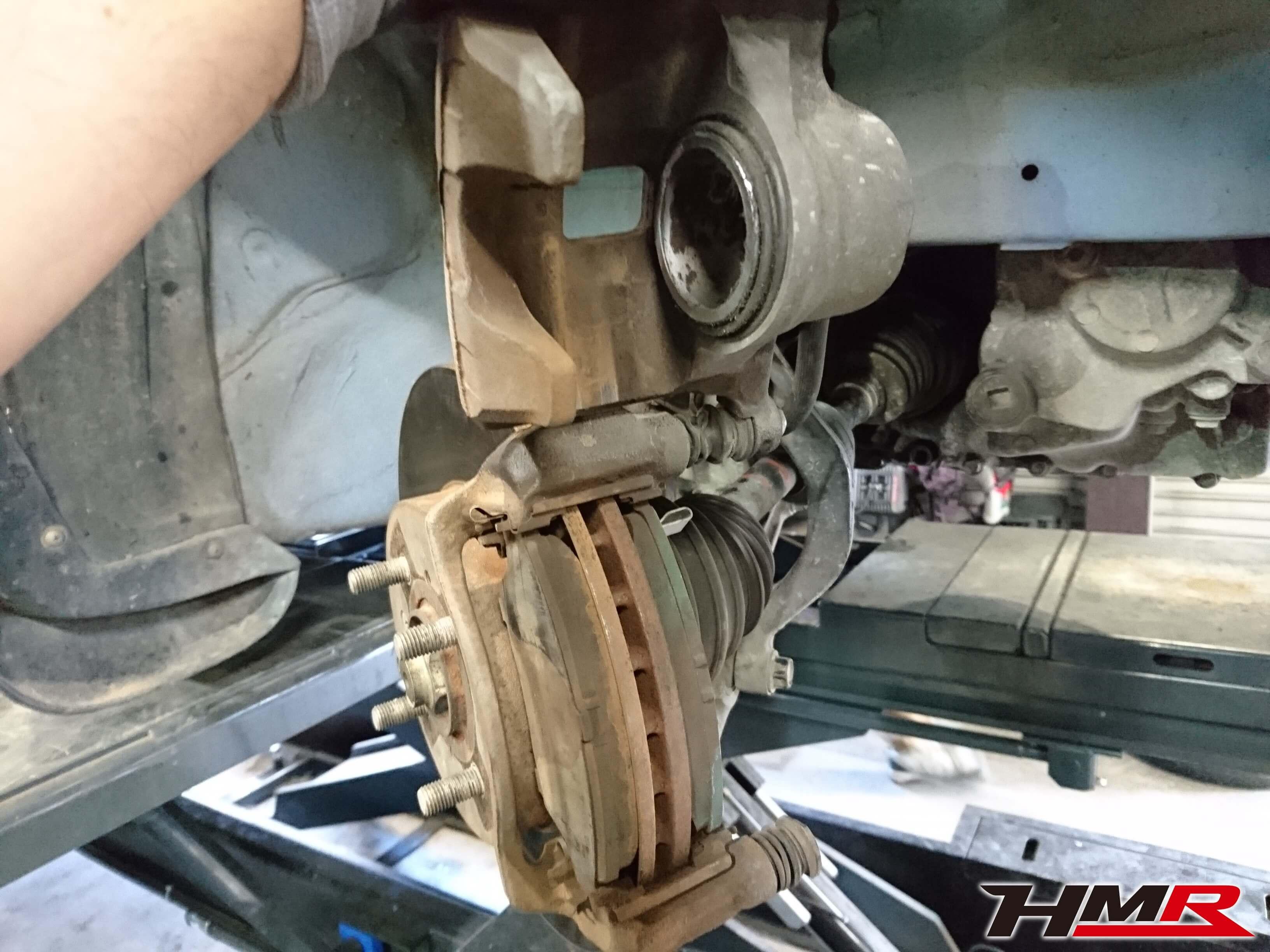 シビック(EG6)納車整備