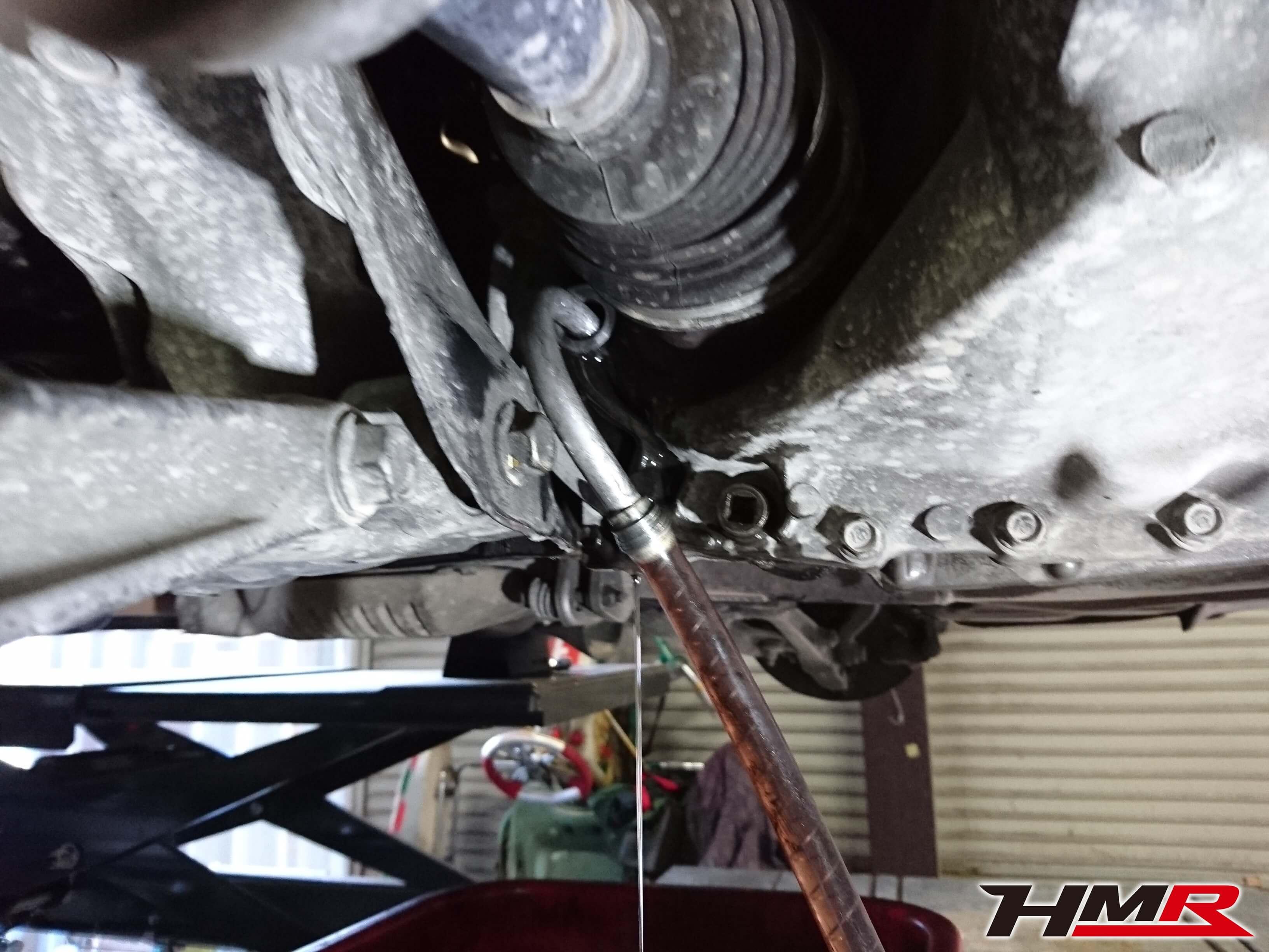 シビック(EG6)ドライブシャフト交換シビック(EG6)納車整備