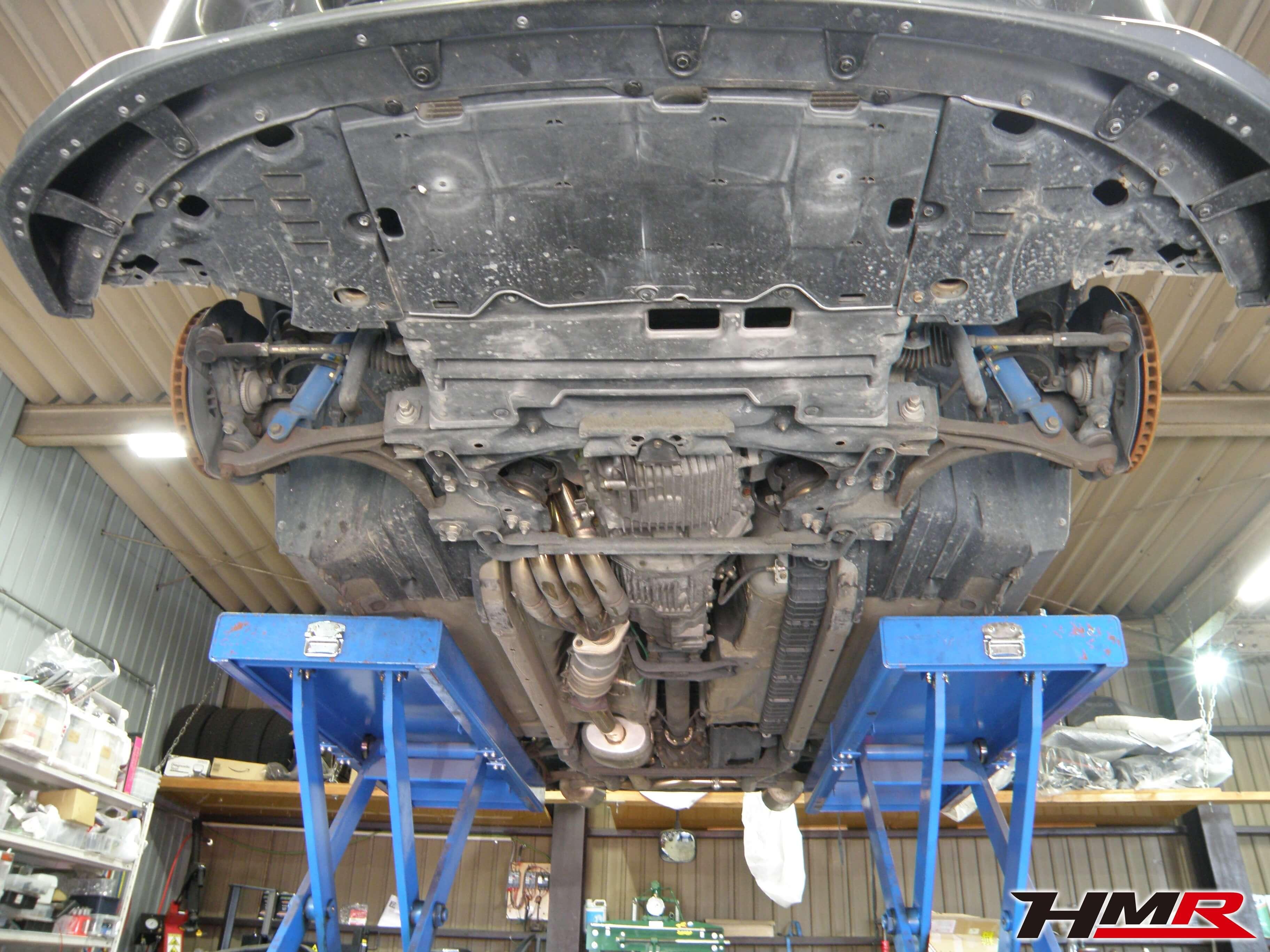 S2000(AP1)車検整備