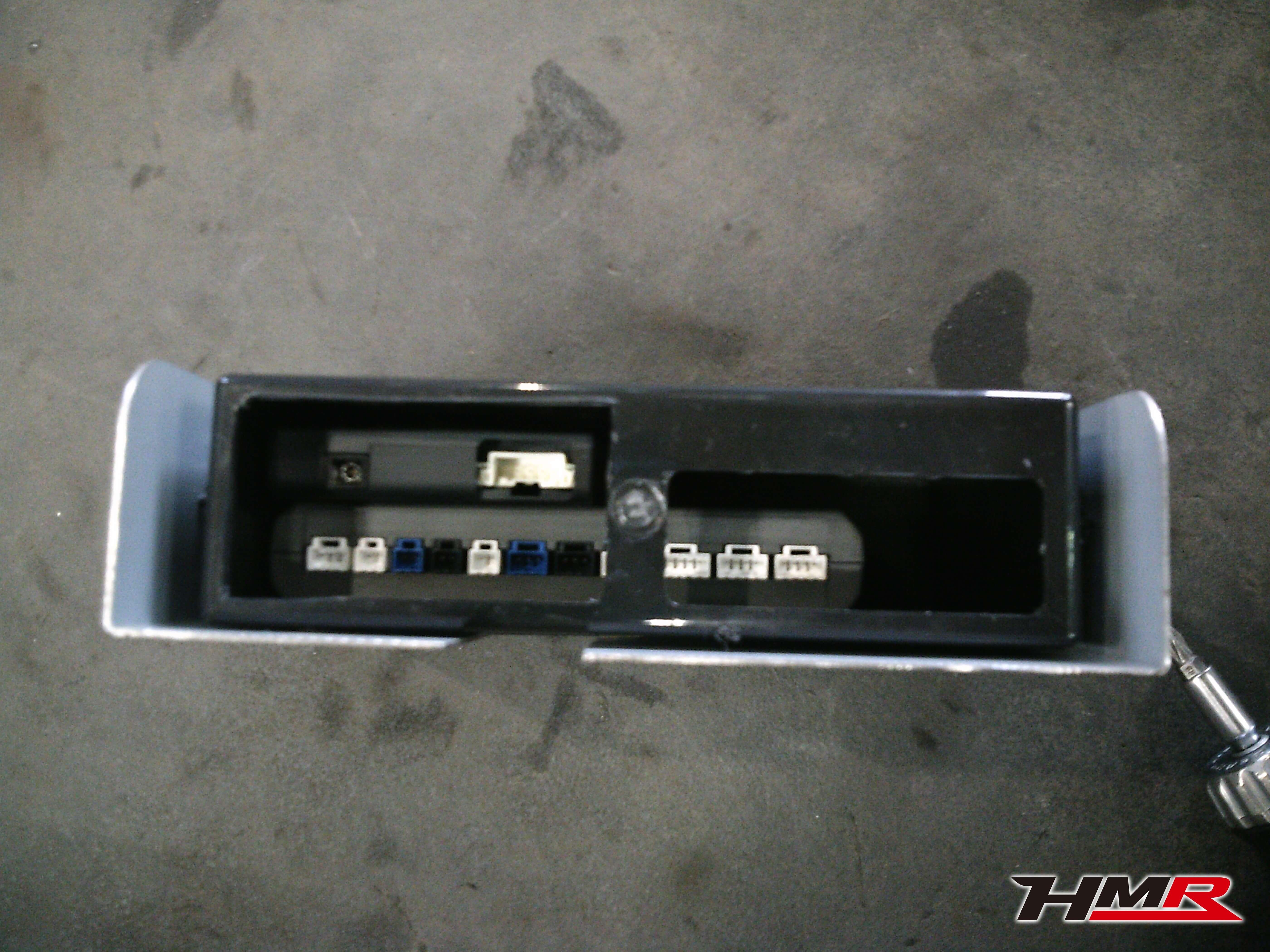 S2000 TYPE-S コントロールユニット移設