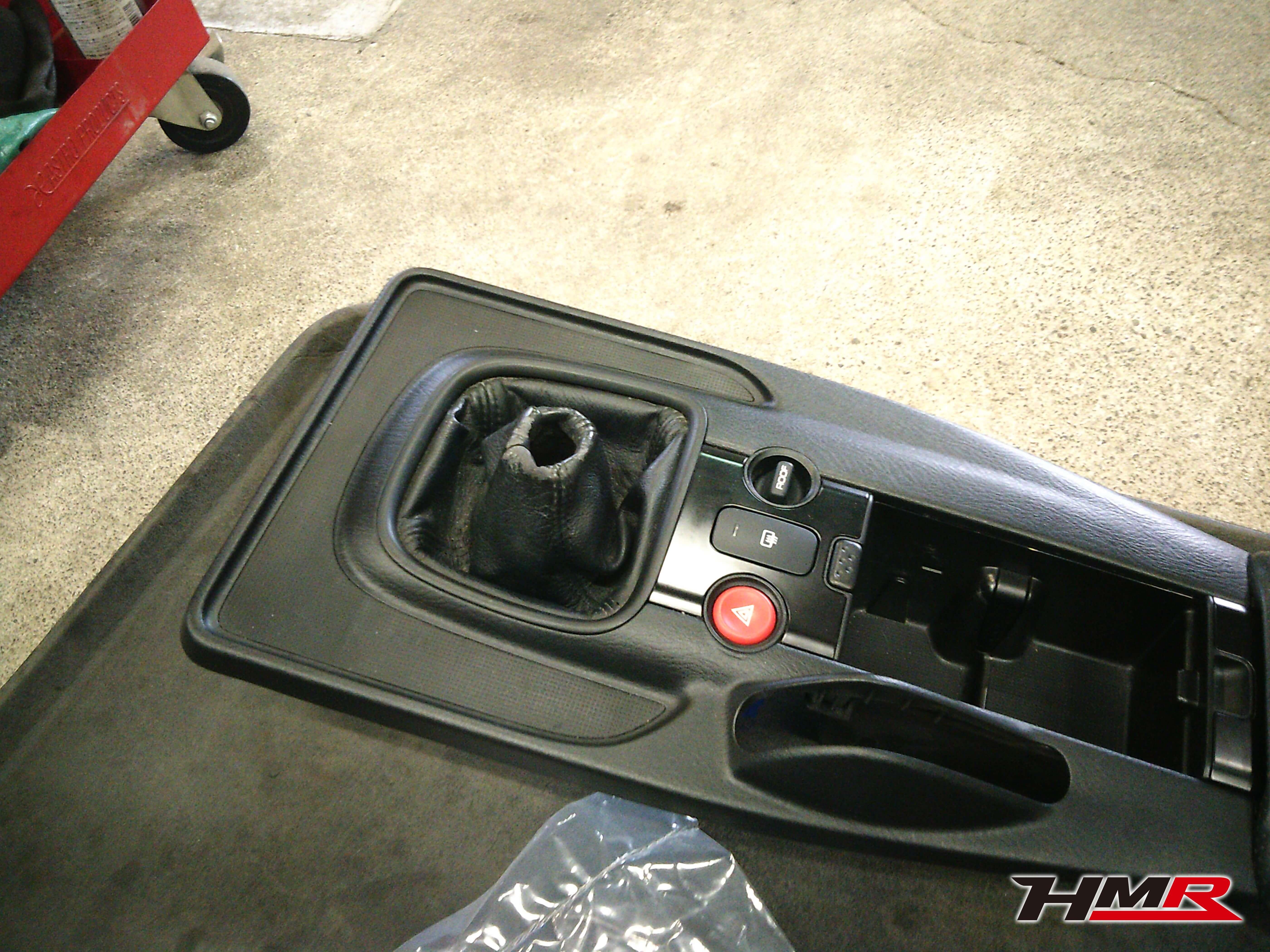 S2000 TYPE-S シフトブーツ交換