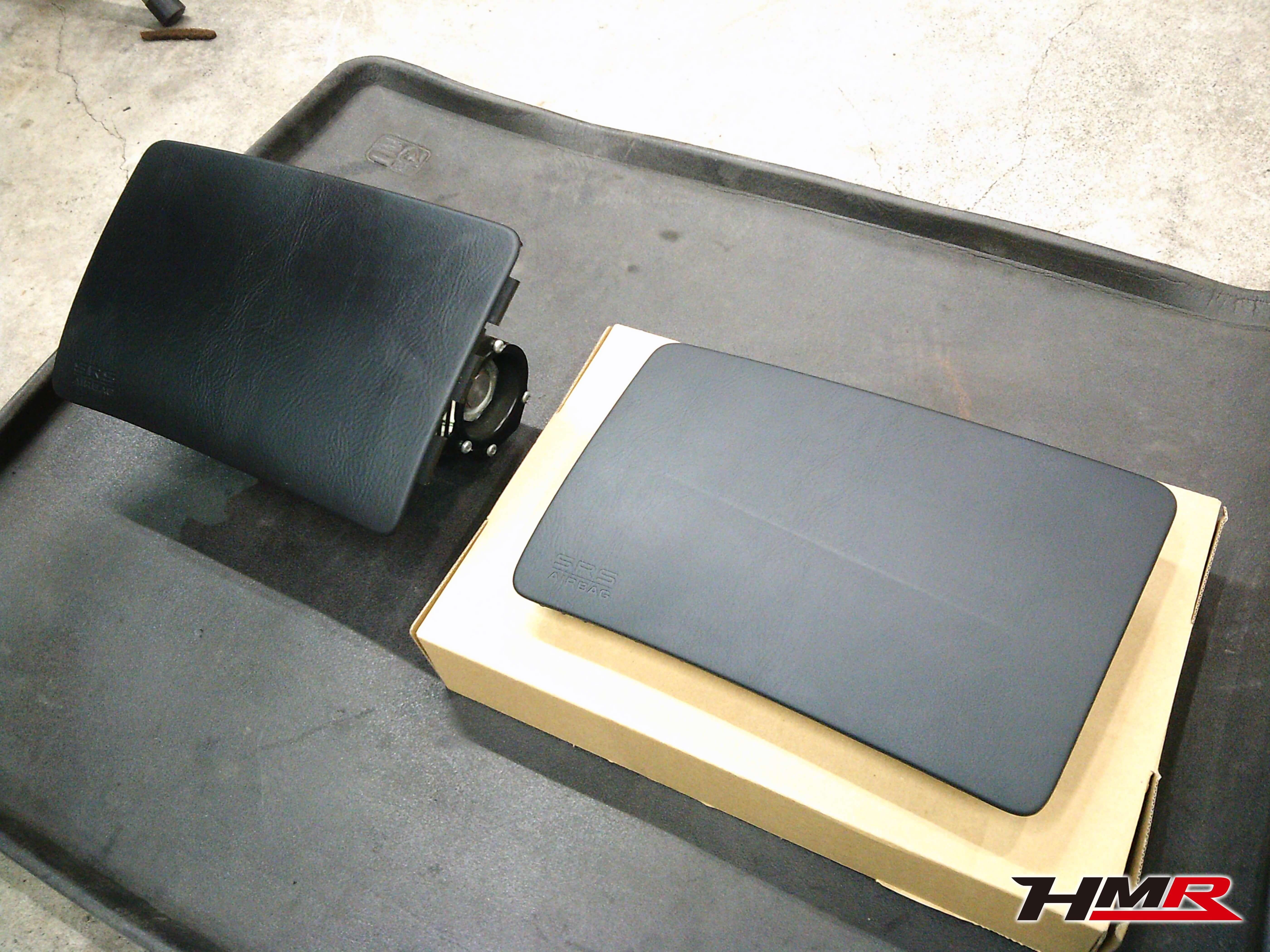 S2000 TYPE-S エアバック交換