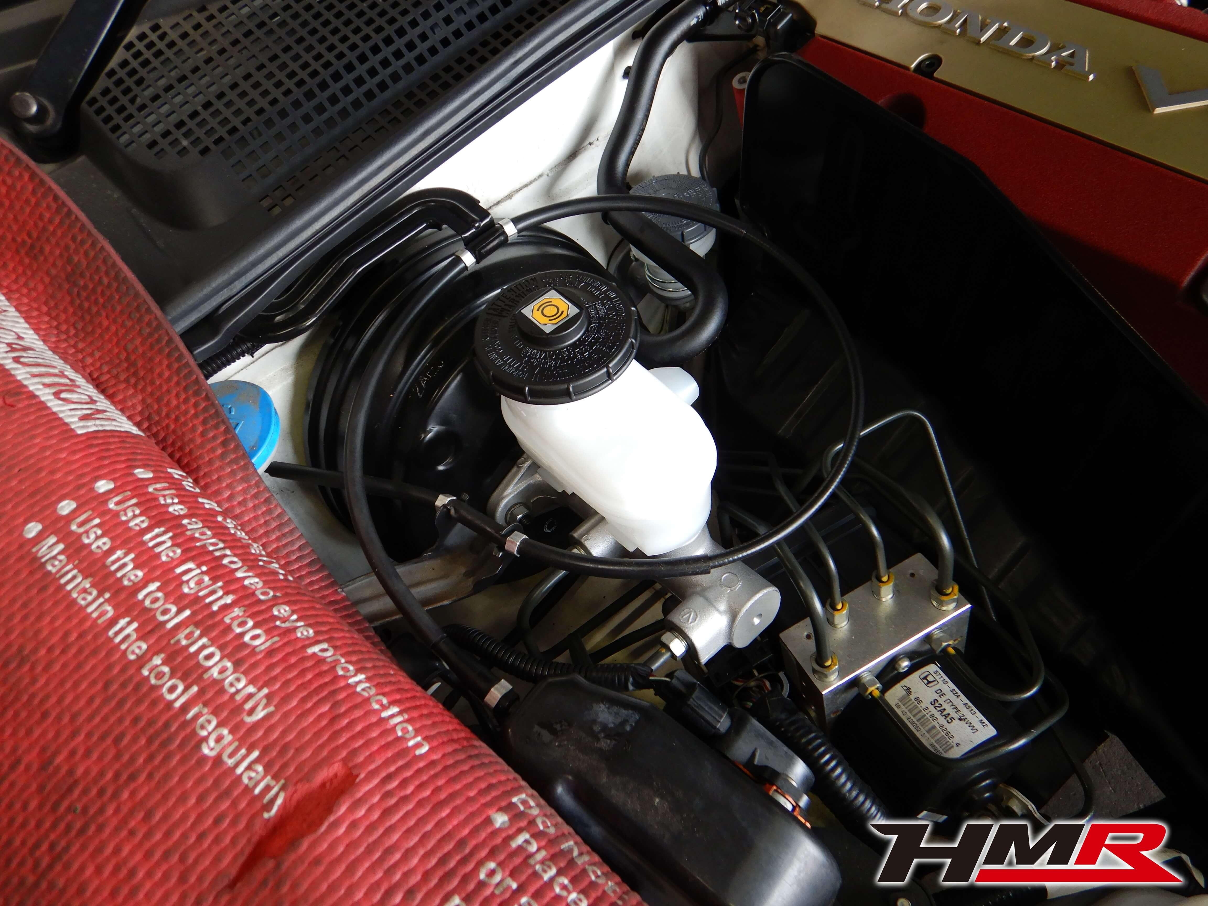 S2000 TYPE-S ブレーキマスター交換