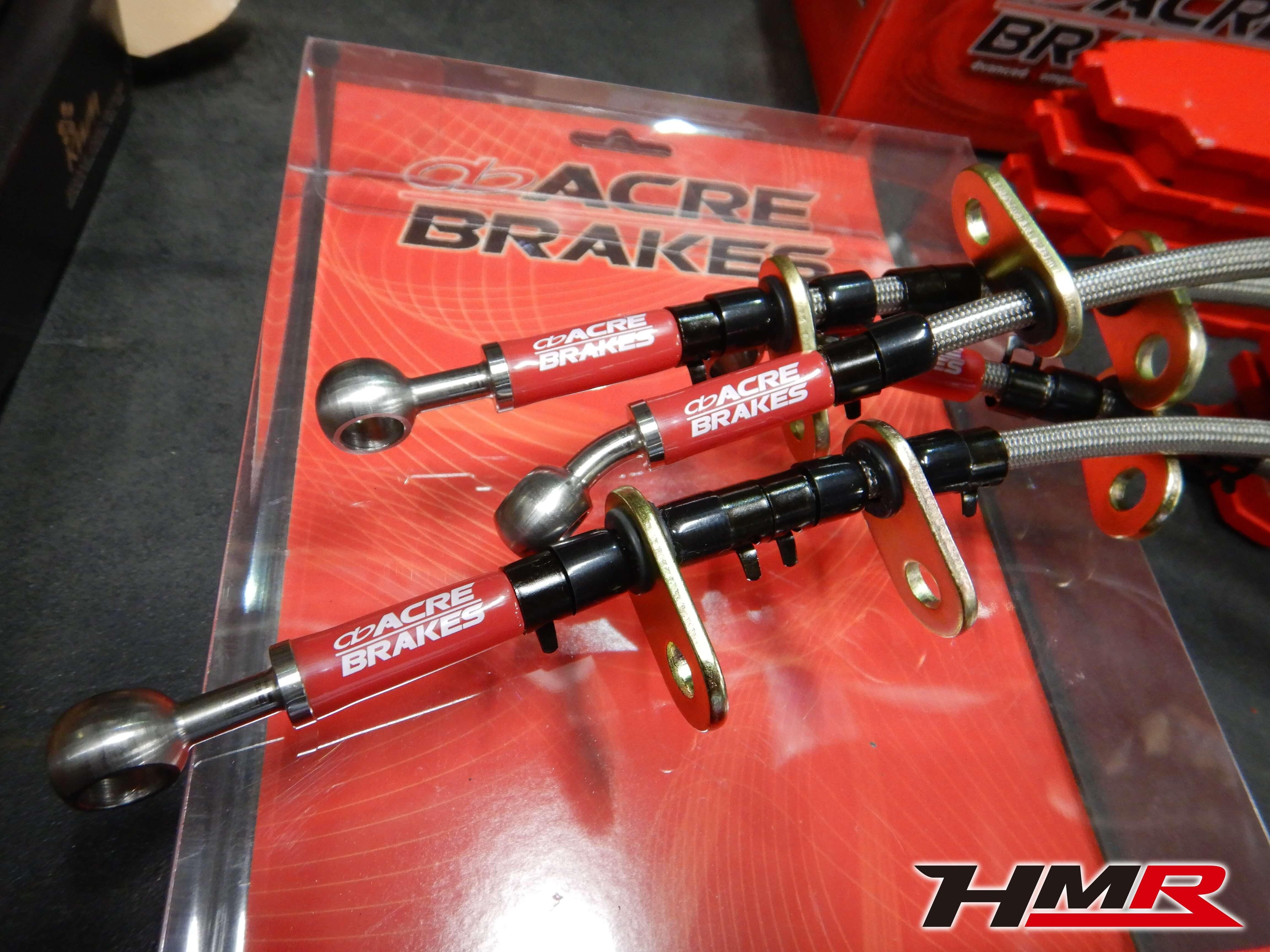S2000 TYPE-S ブレーキホース交換