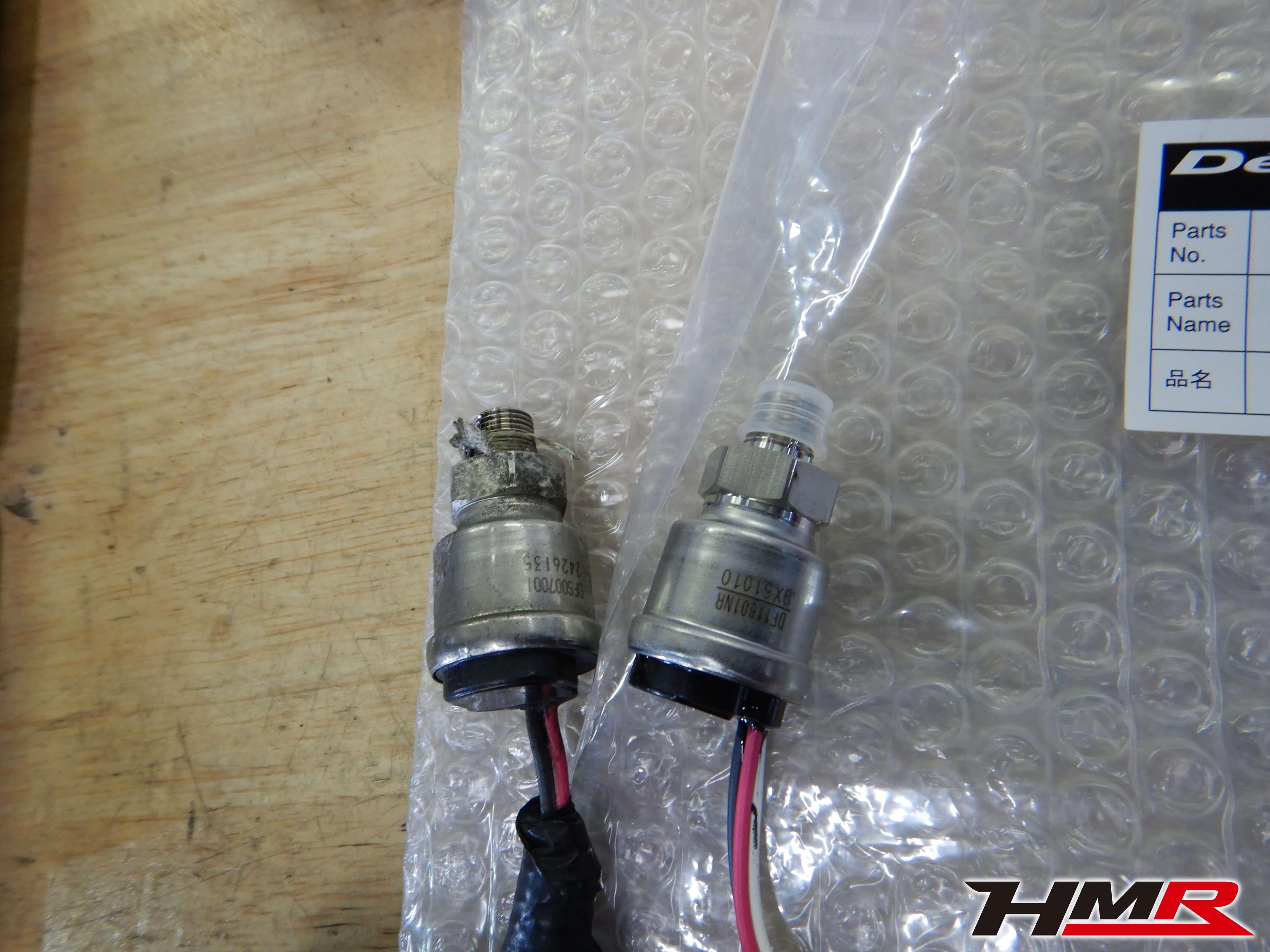 シビックユーロR FN2 油圧センサー