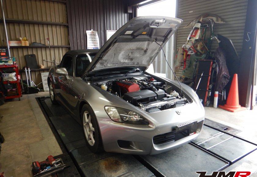 S2000(AP1)納車点検