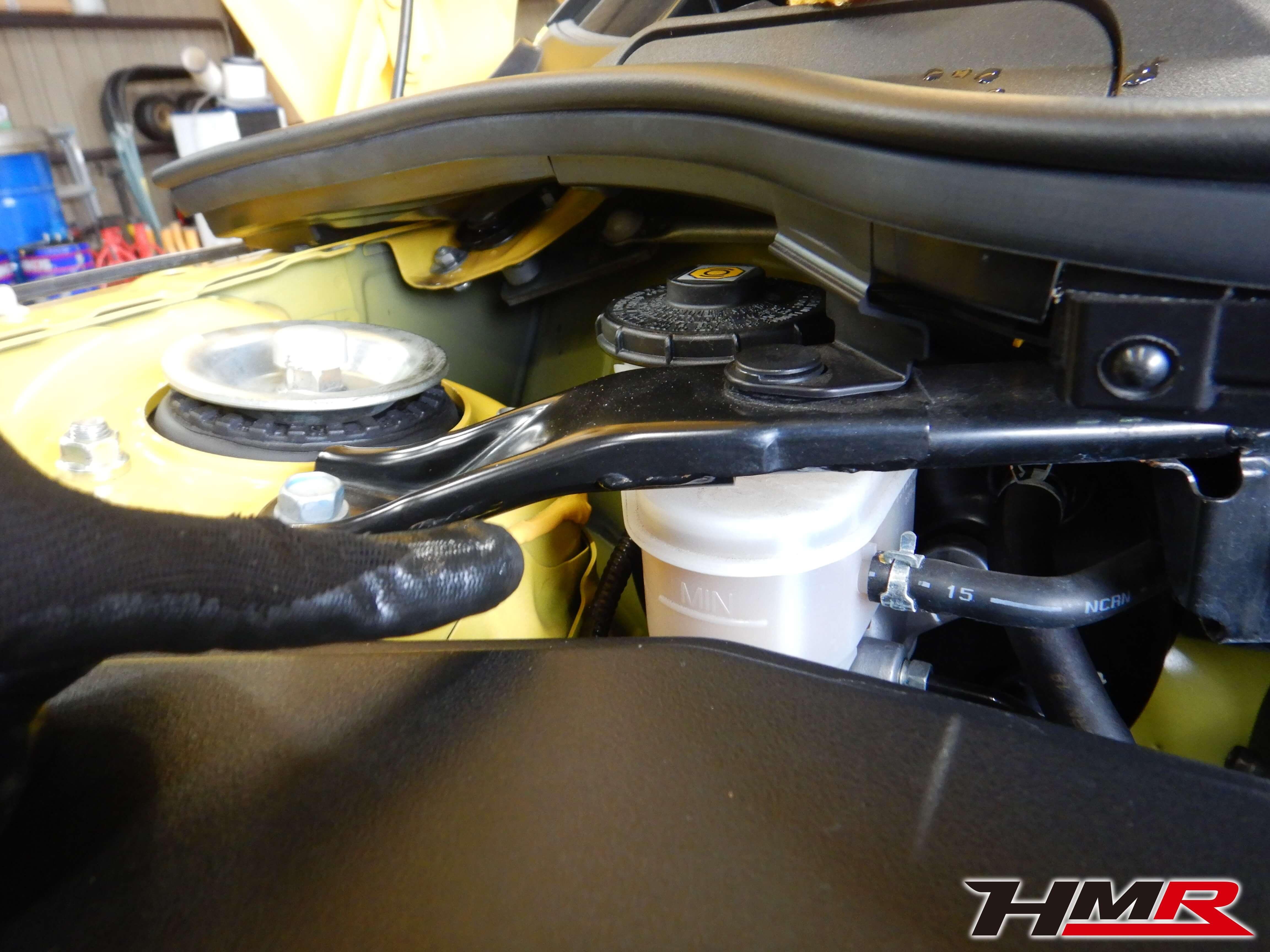 S660 JW5 ブレーキマスター点検
