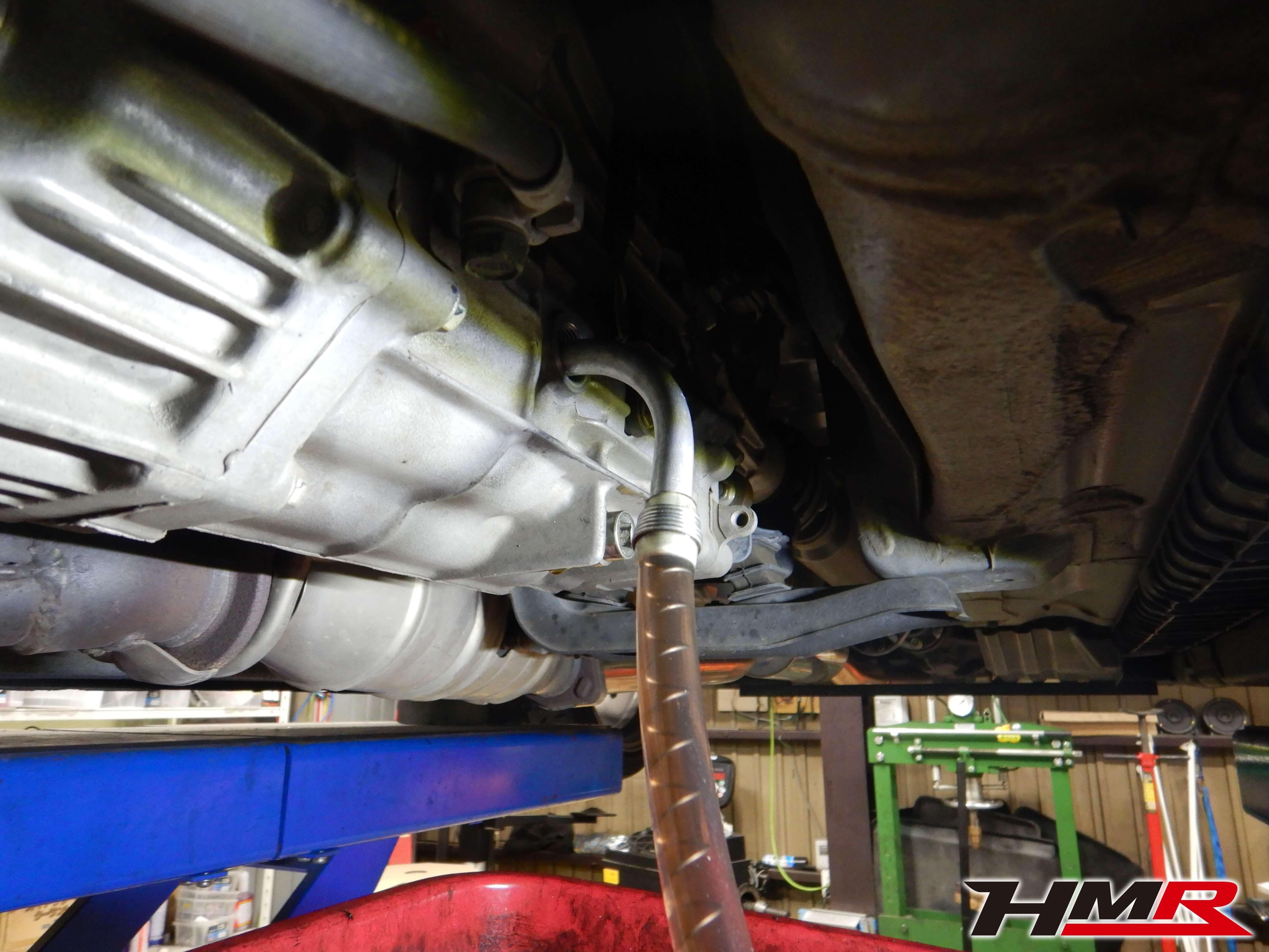 S2000 AP2 トランスミッションオイル交換