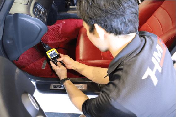 ホンダ車に精通したメカニックが長年の経験からトラブル診断︕故障診断機完備。