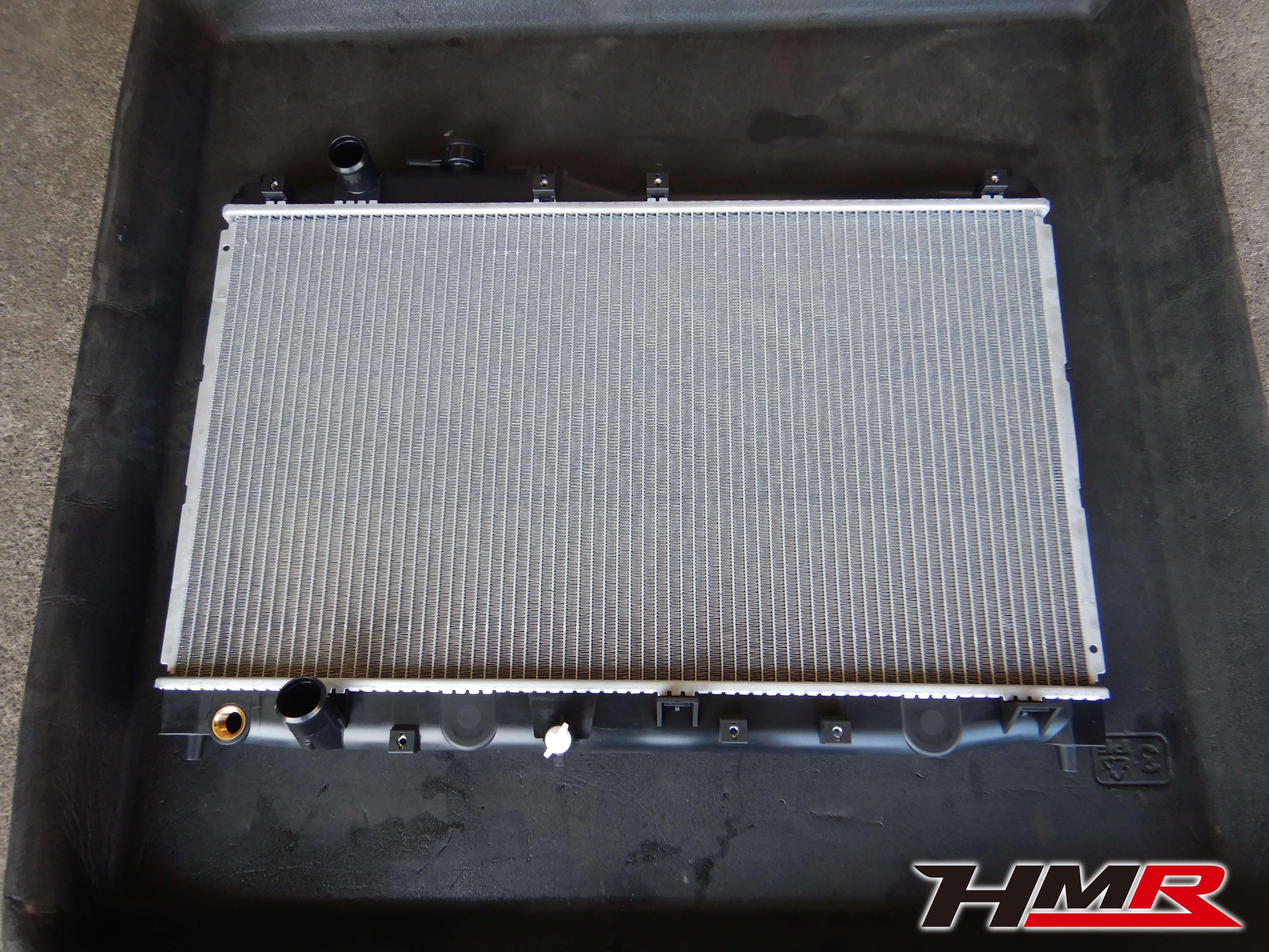 S2000 AP1 ラジエター交換