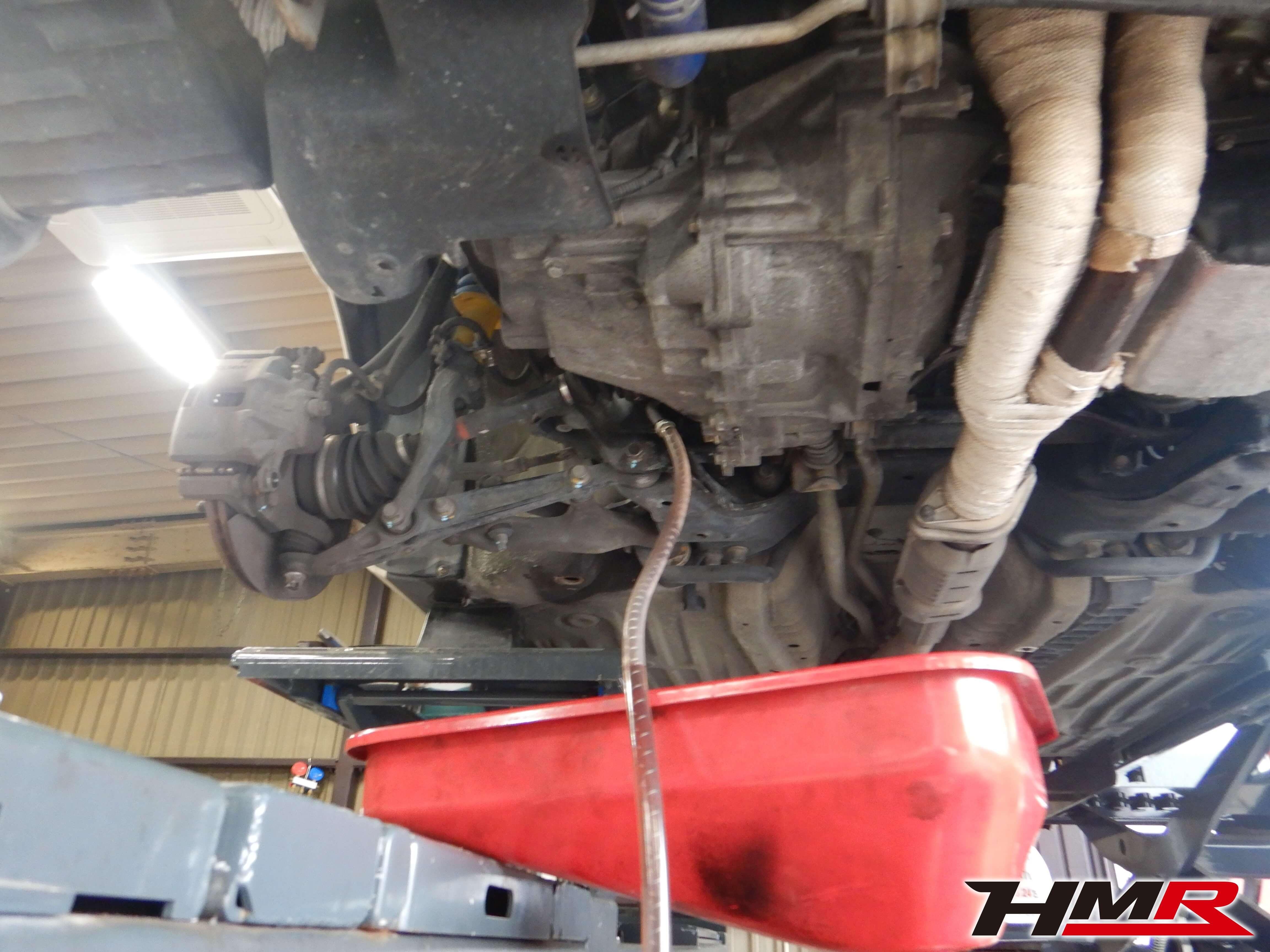 インテグラタイプR(DC2)納車前整備