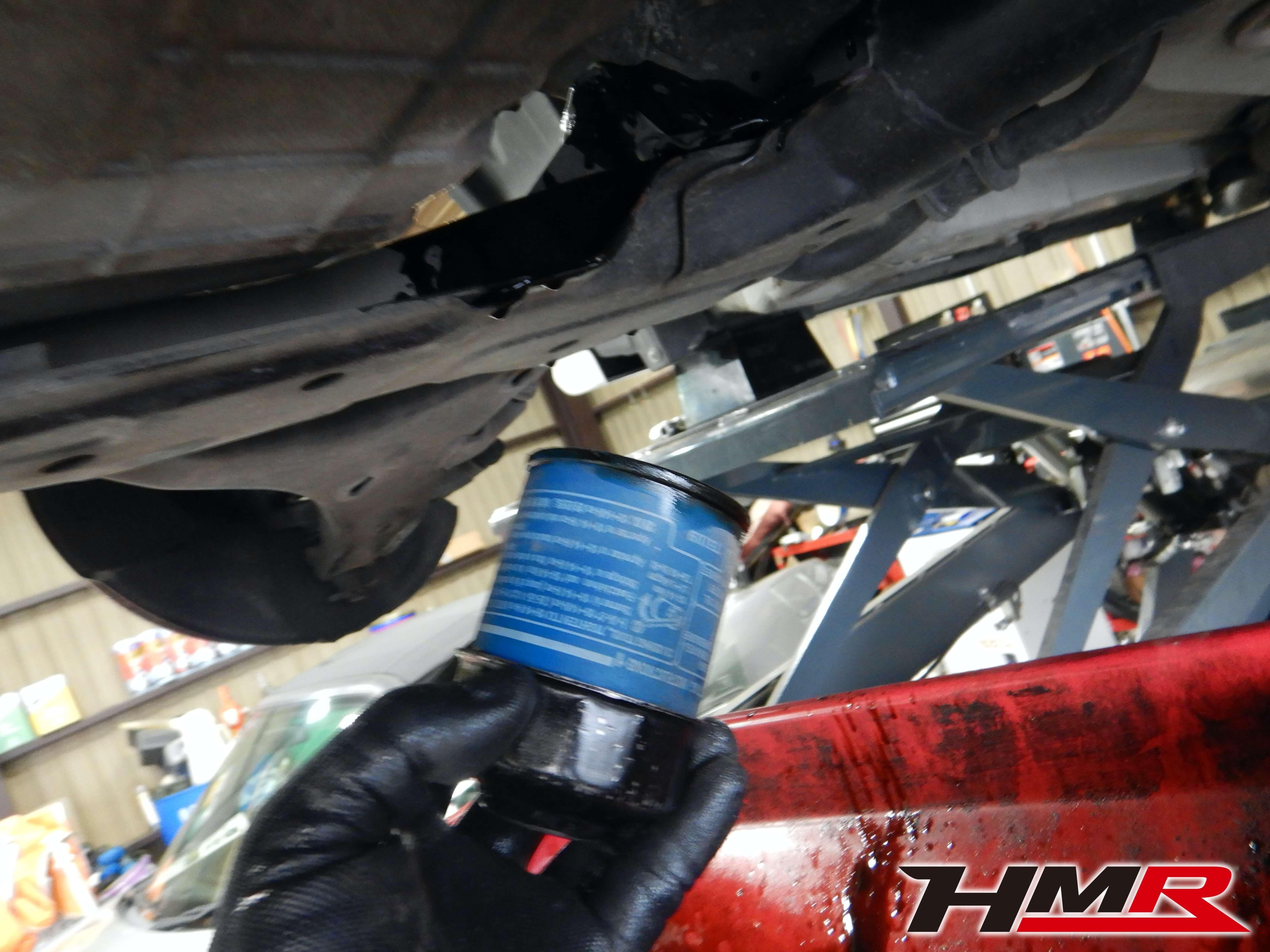 シビックタイプR(EP3)納車前整備