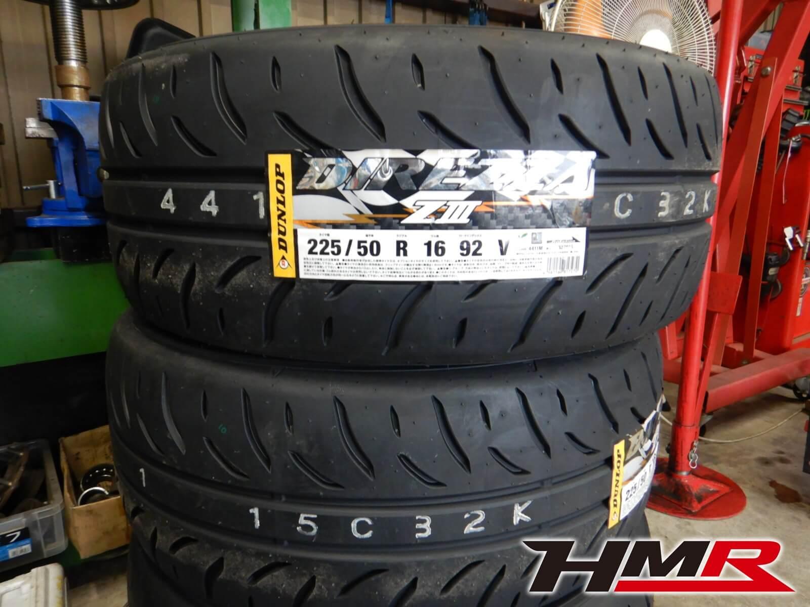 S2000 AP1 タイヤ交換