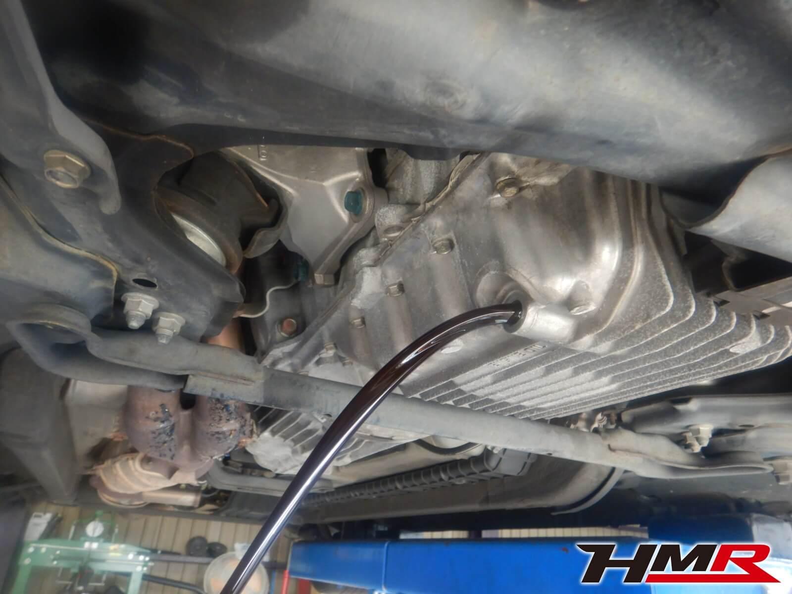 S2000 エンジンオイル交換
