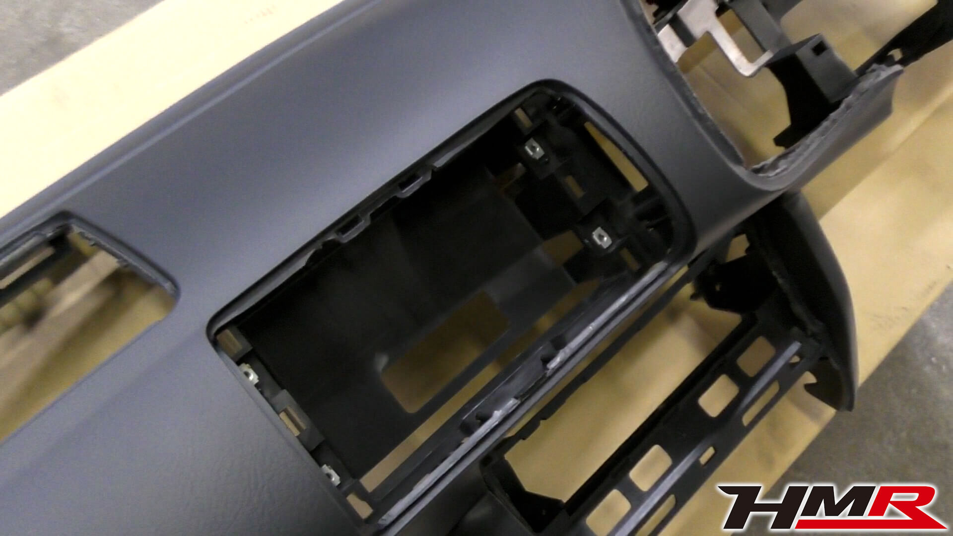 S2000 ダッシュボード交換