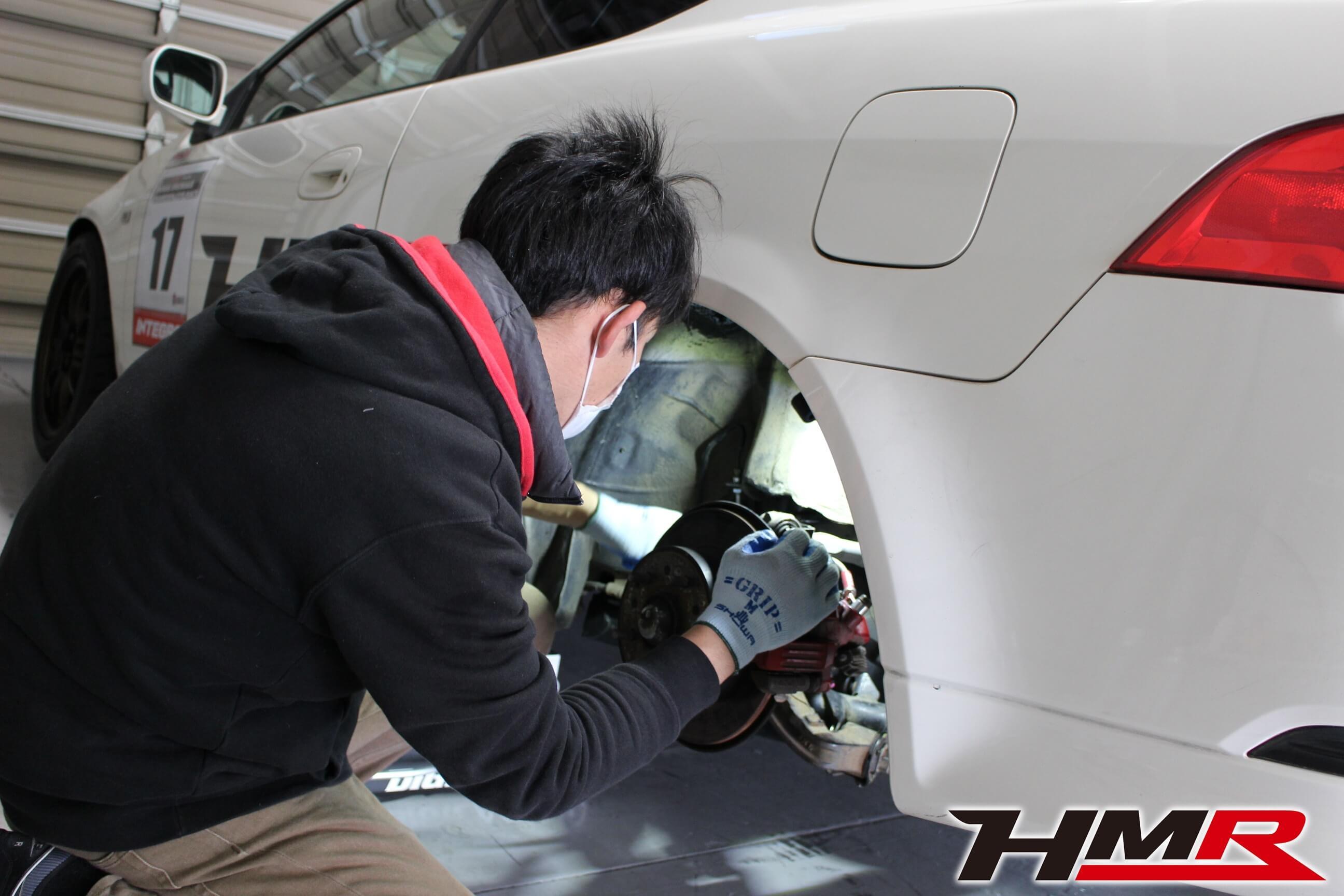 HMR DC5 ホンダワンメイクレース鈴鹿