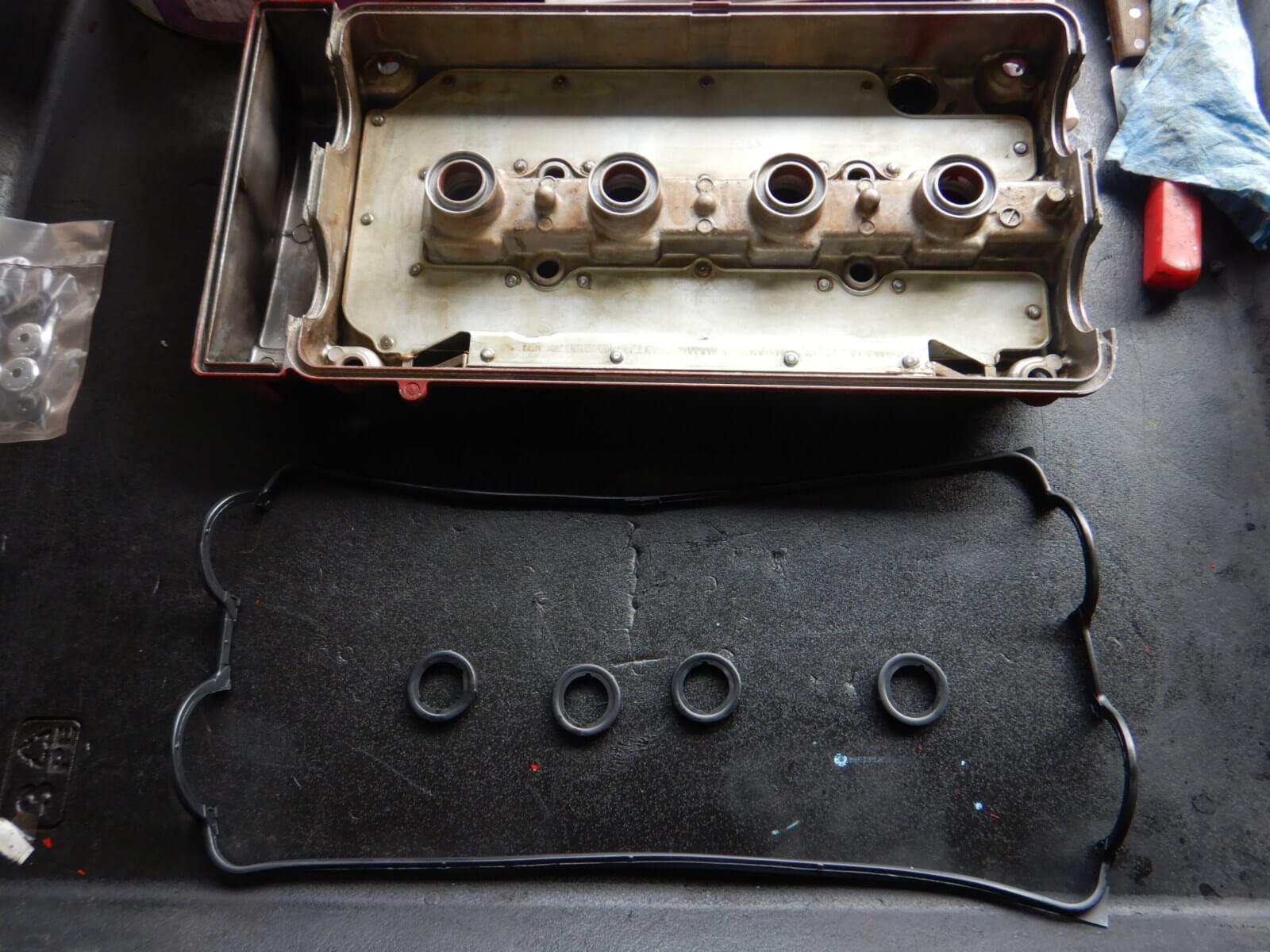 インテグラ タイプR DC2 ヘッドカバーパッキン