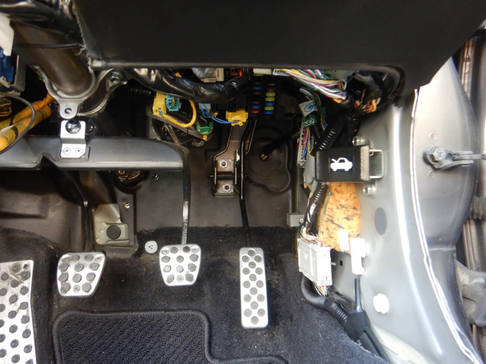 S2000 AP1 AP2 モニター取付 ナビ取付