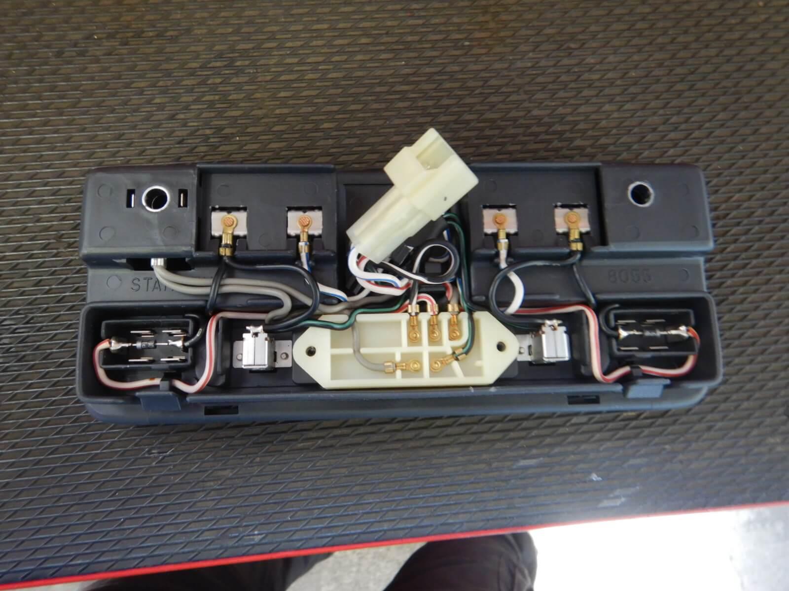 S2000 AP1 AP2 ルームランプ 修理