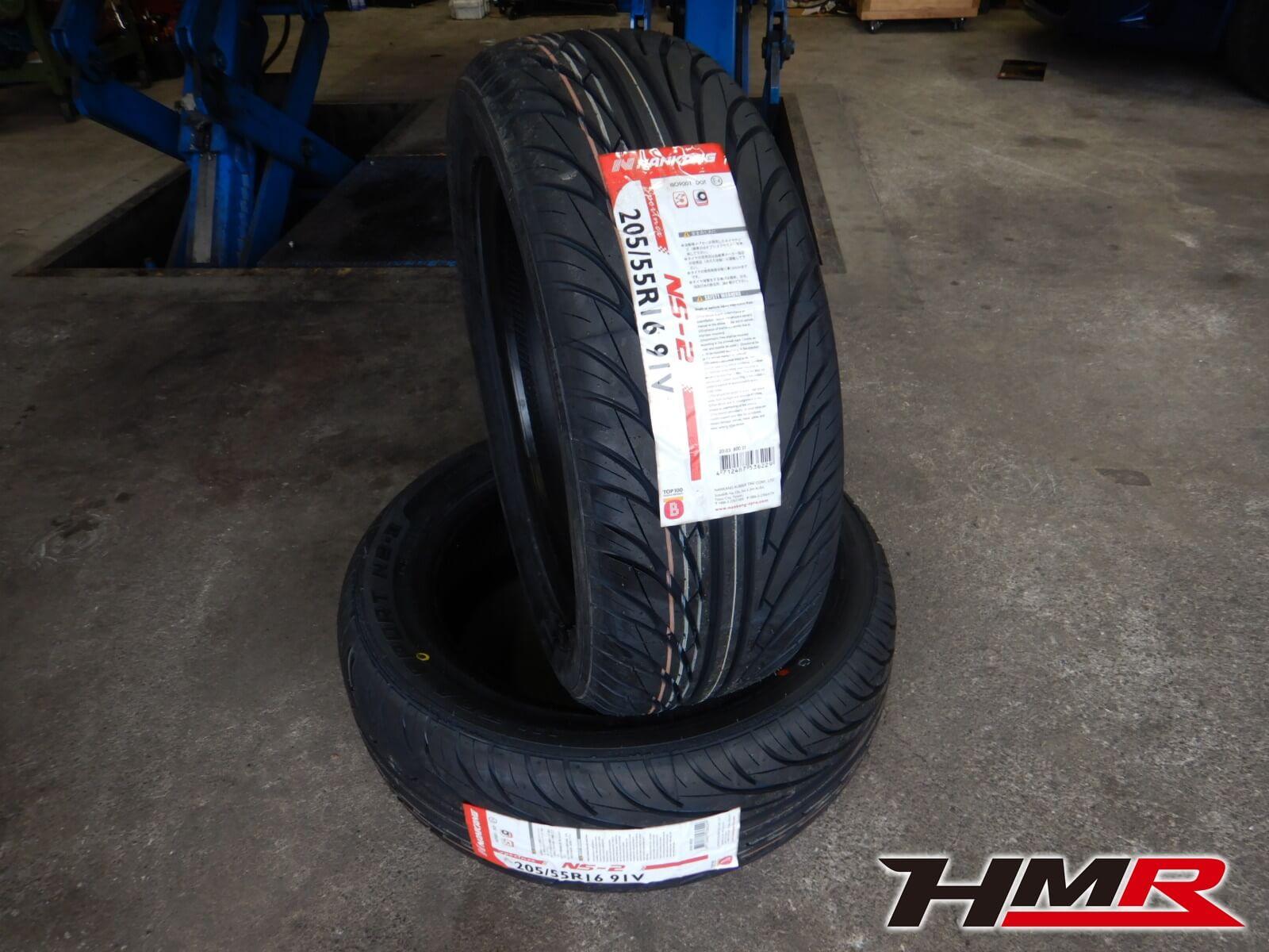 S2000 AP1 タイヤ