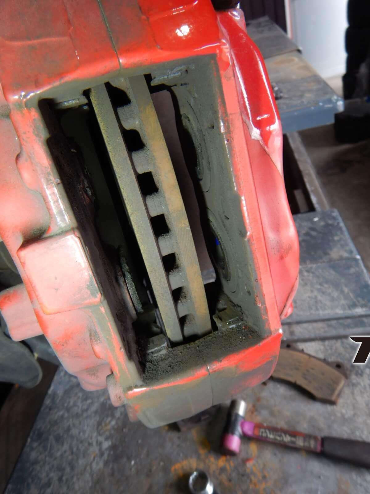 シビックタイプR(FD2)納車前点検